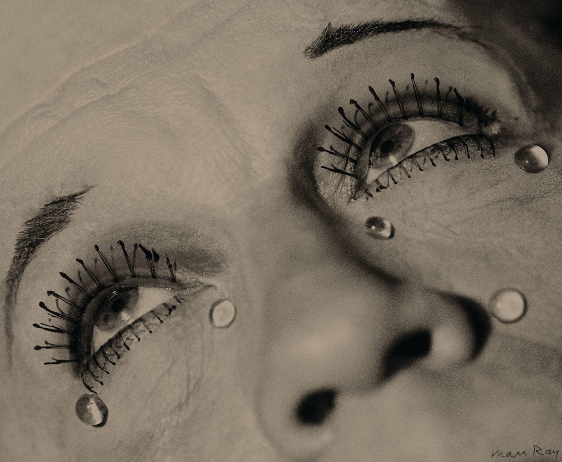 Sandro Miller, Man Ray : Tears (1932) (2017) Sandro Miller