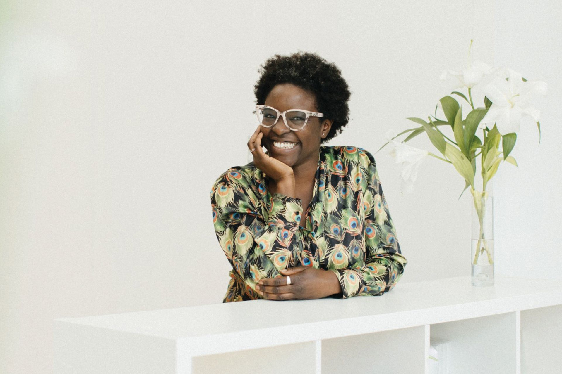 Elvira Dyangani Ose is director of The Showroom in London © Maureen M. Evans
