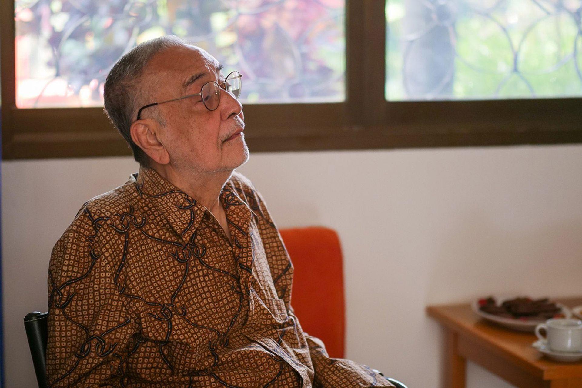 Soedarmadji Jean Henry Damais Photo:  © Patrick Blot, French School of Jakarta