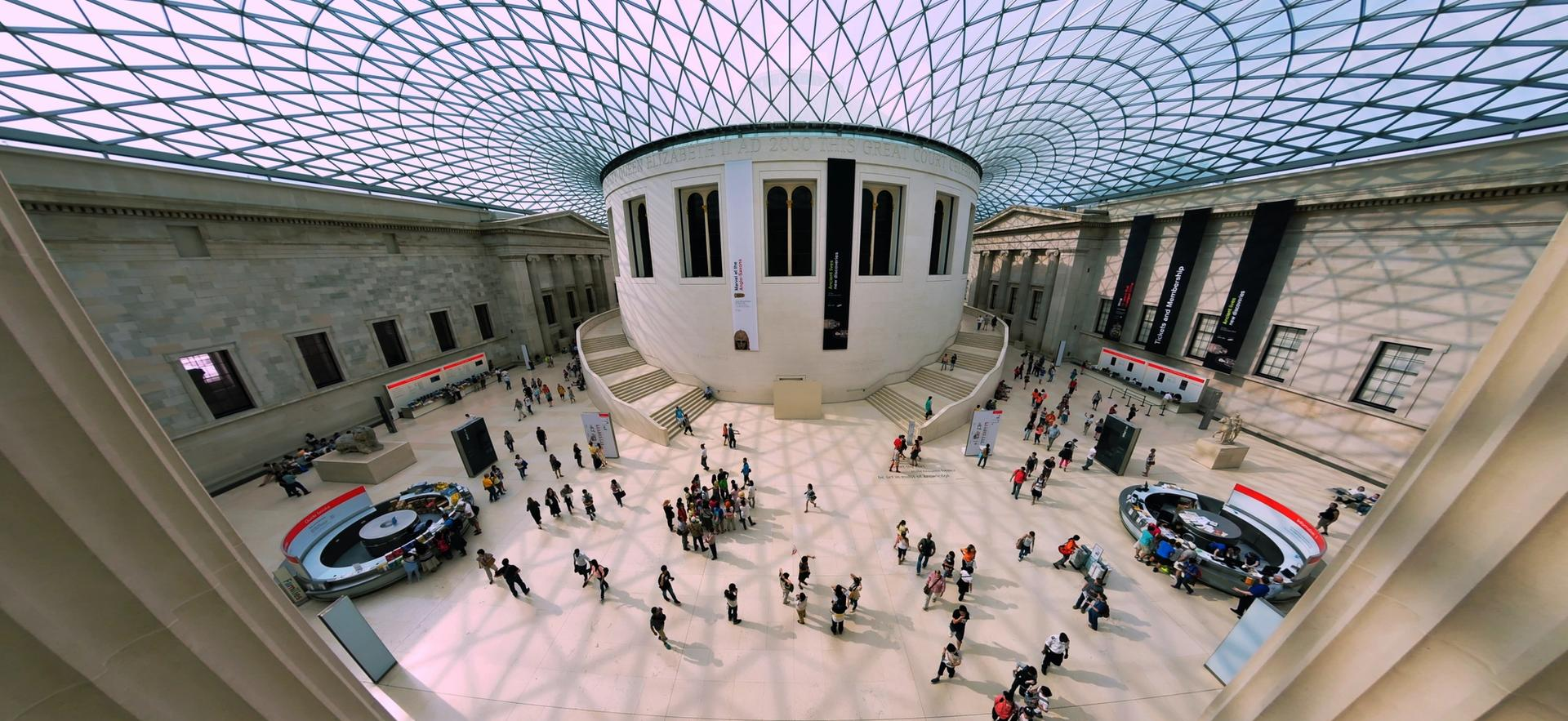 """Official guidance issued by the UK government states that """"indoor entertainment, such as museums, cinemas and children's play areas"""" can open from 17 May Photo: Viktor Forgacs"""