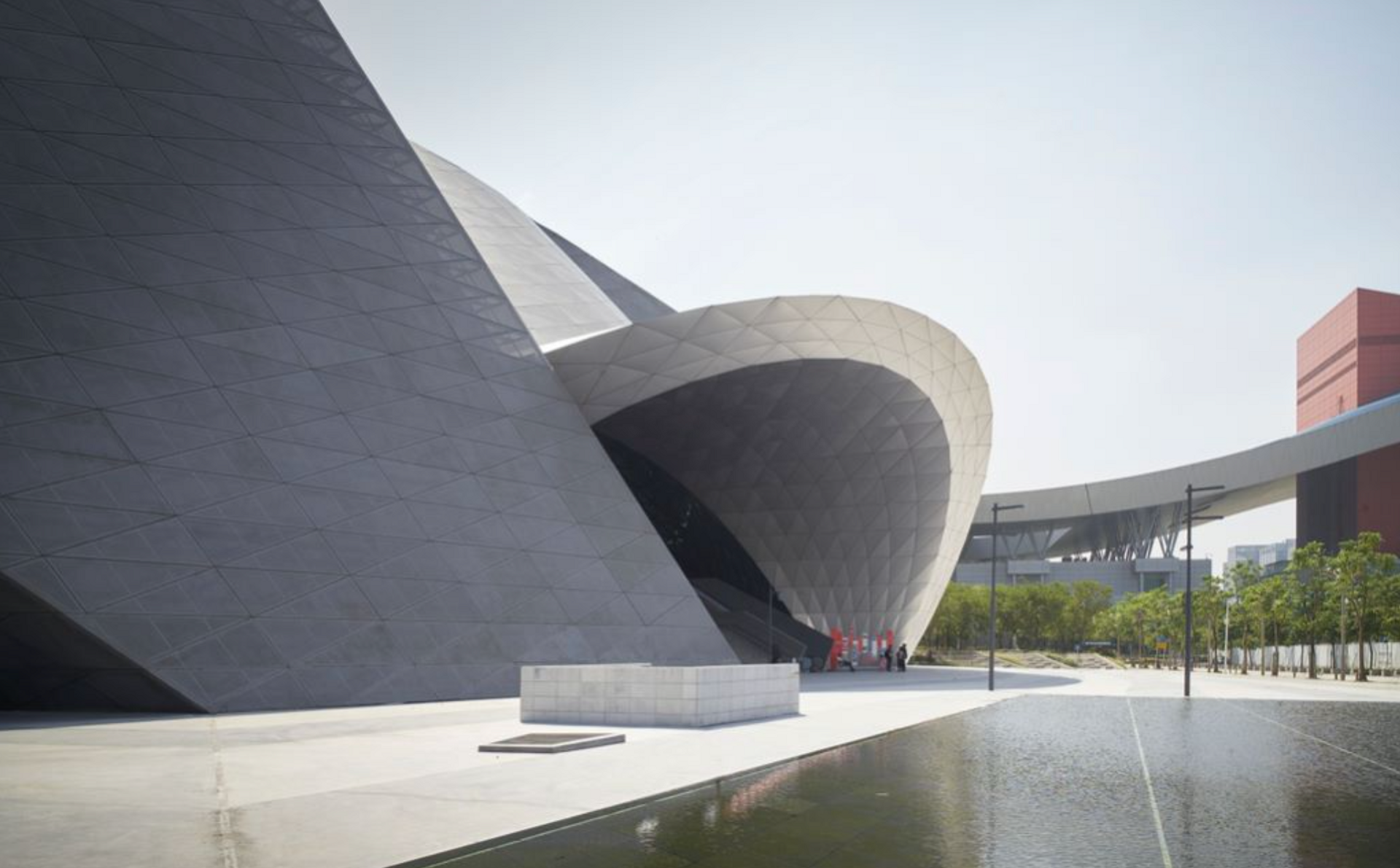 The first edition of DnA Shenzhen design and art fair is scheduled from 30 September to 4 October at the Shenzhen Museum of Contemporary Art and Urban Planning Image courtesy of DnA Shenzhen