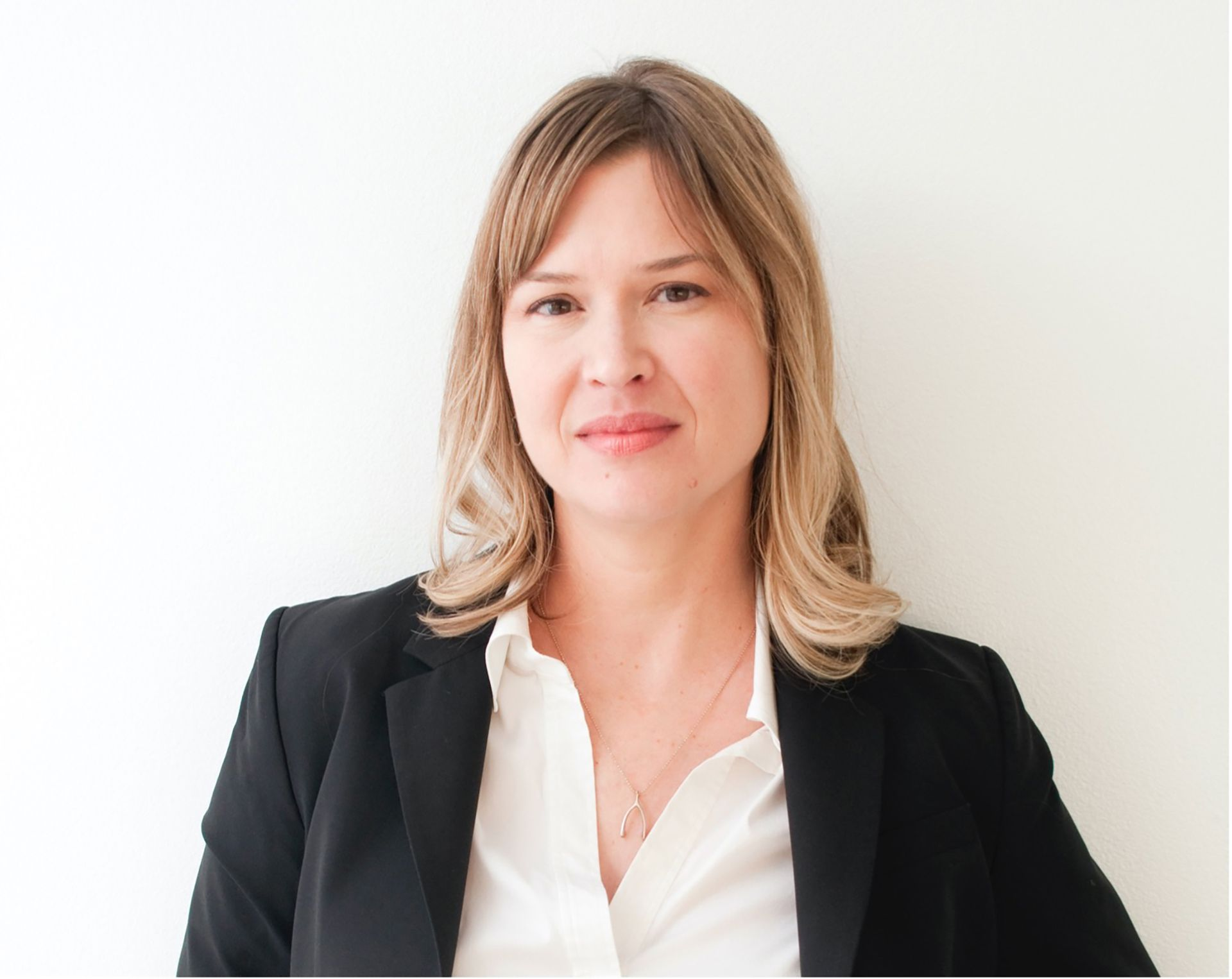 Johanna Burton, the incoming executive director of the Museum of Contemporary Art in Los Angeles Erin Leland