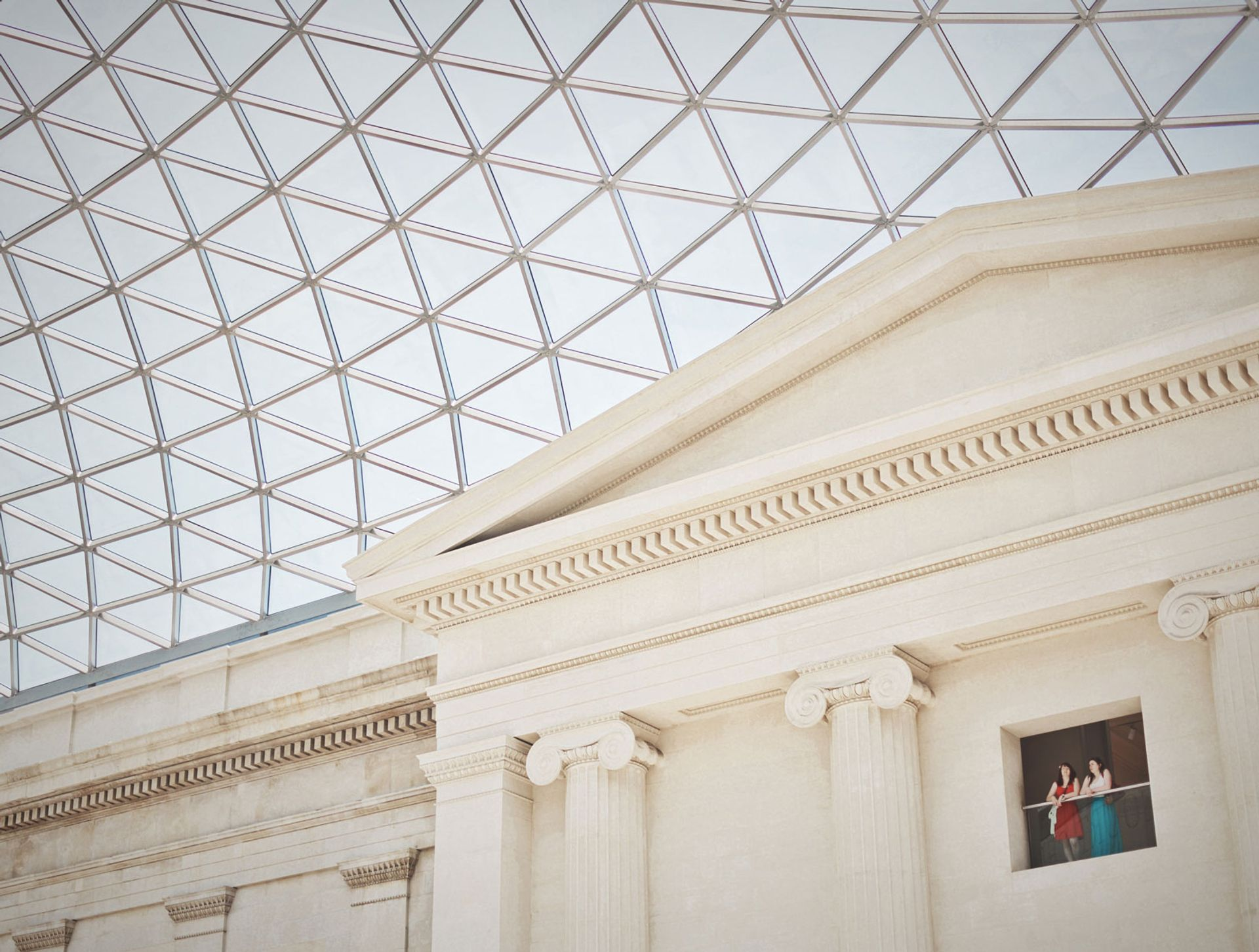 The British Museum recorded incorrect visitor figures © Yuya Hata