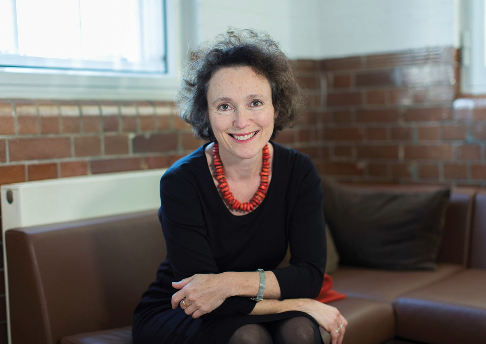 Jenny Waldman, director of Art Fund UK © Pari Naderi