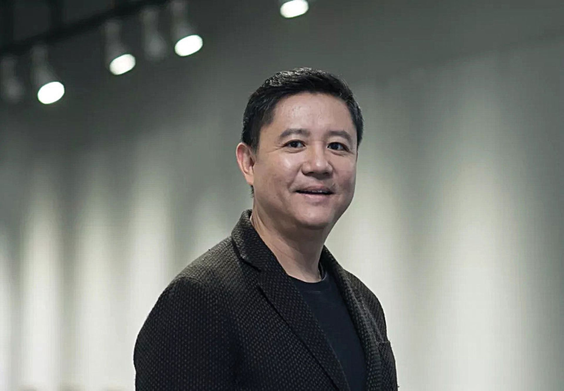 Gary Xu Gang was allowed to resign from the University of Illinois at Urbana-Champaign in August 2018 with a $10,000bonus Photo: Shenzhen Biennale