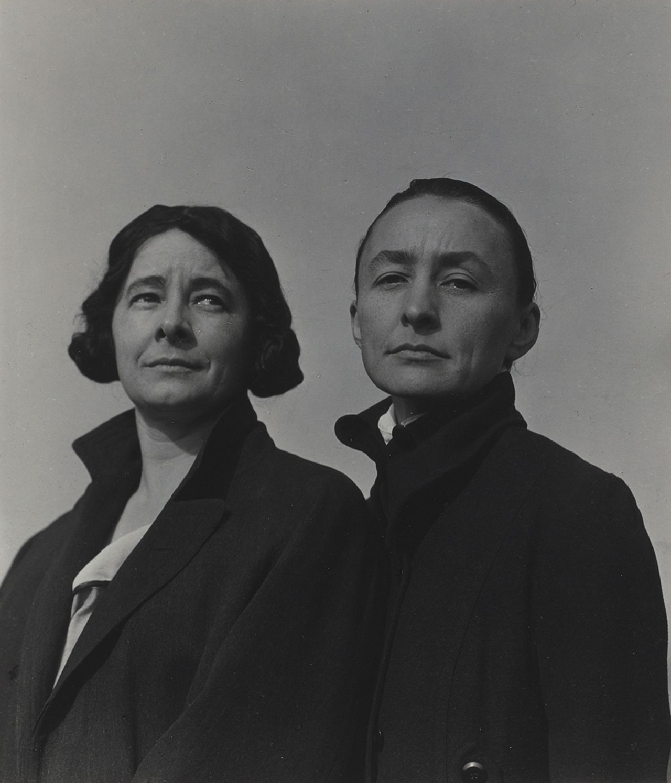 Alfred Stieglitz, Ida and Georgia O'Keeffe (1924) National Gallery of Art, Washington, Alfred Stieglitz Collection © Board of Trustees, National Gallery of Art Washington