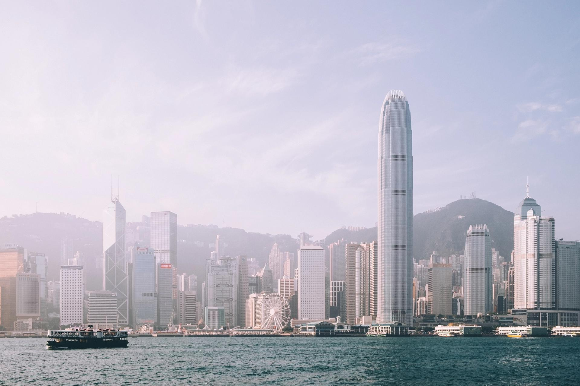 Hong Kong's national security law came into effect on 30 June © Dan Freeman