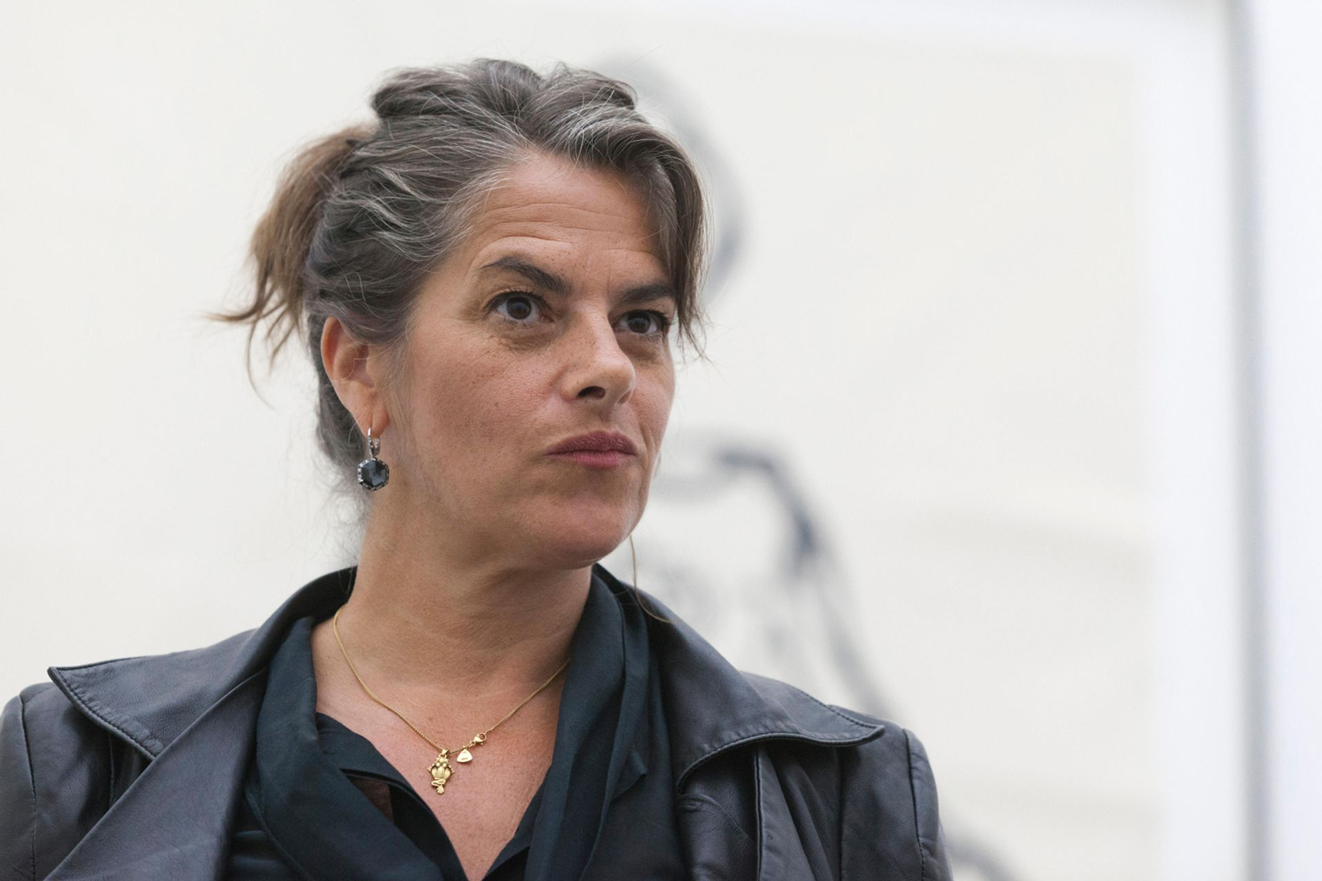 The artist Tracey Emin has been diagnosed with cancer of the bladder © ukartpics / Alamy Stock Photo