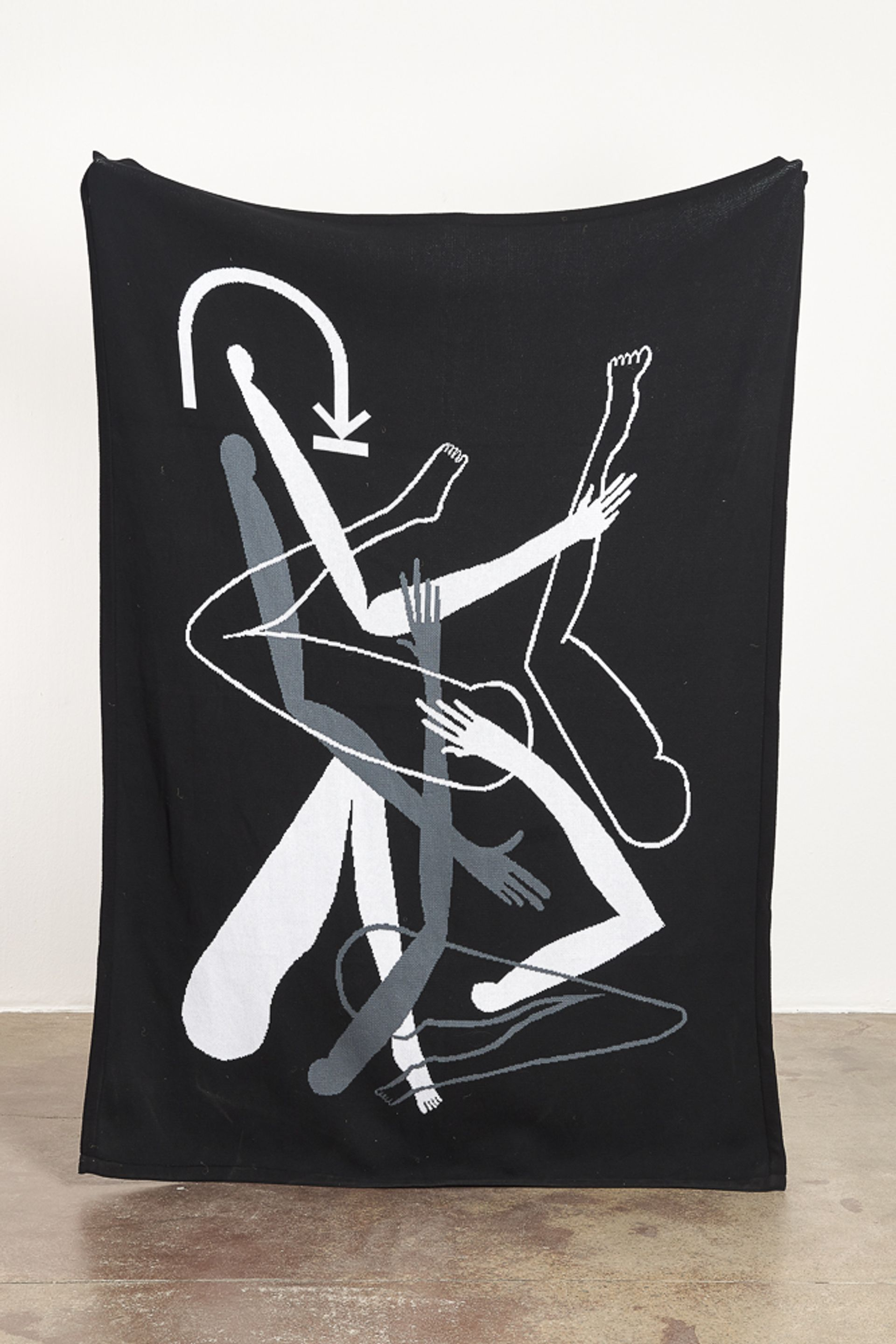 Nolan Oswald Dennis, radical (empathy), 2019. Courtesy of Goodman Gallery and the artists