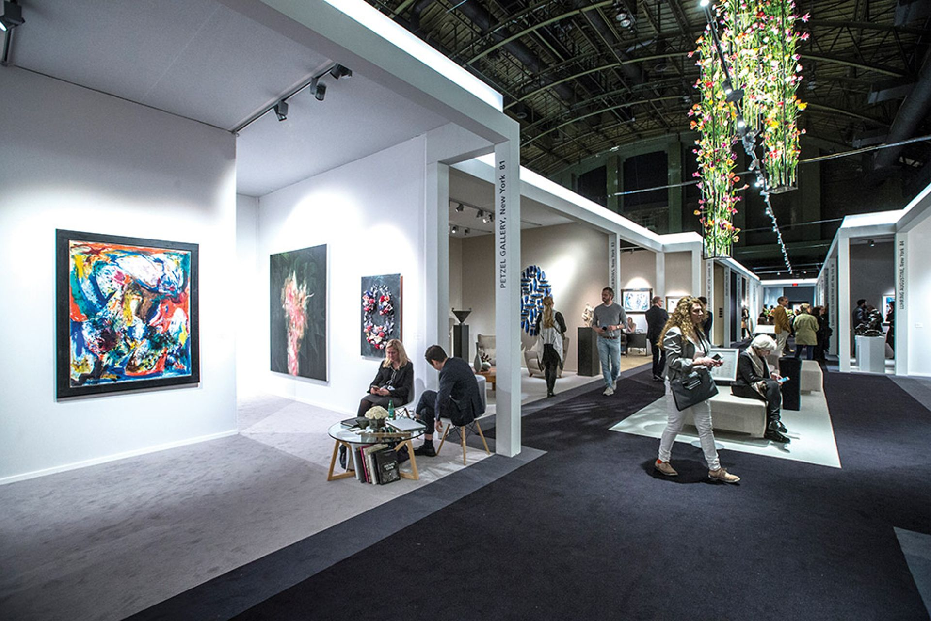 Last year's edition of Tefaf New York Spring at the Park Avenue Armory TEFAF: Harry Heuts