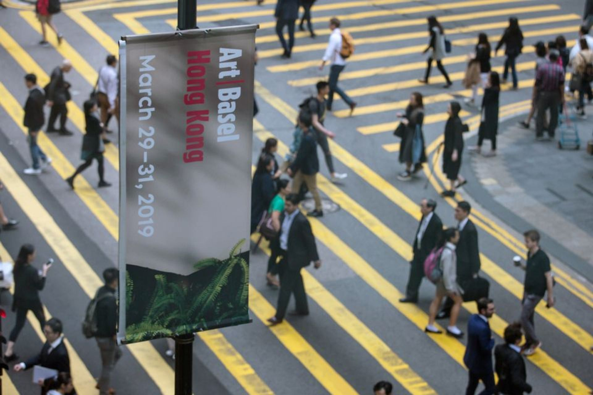 Art Basel in Hong Kong The 2020 edition of Art Basel in Hong Kong is on shaky ground after the coronavirus outbreak © Art Basel