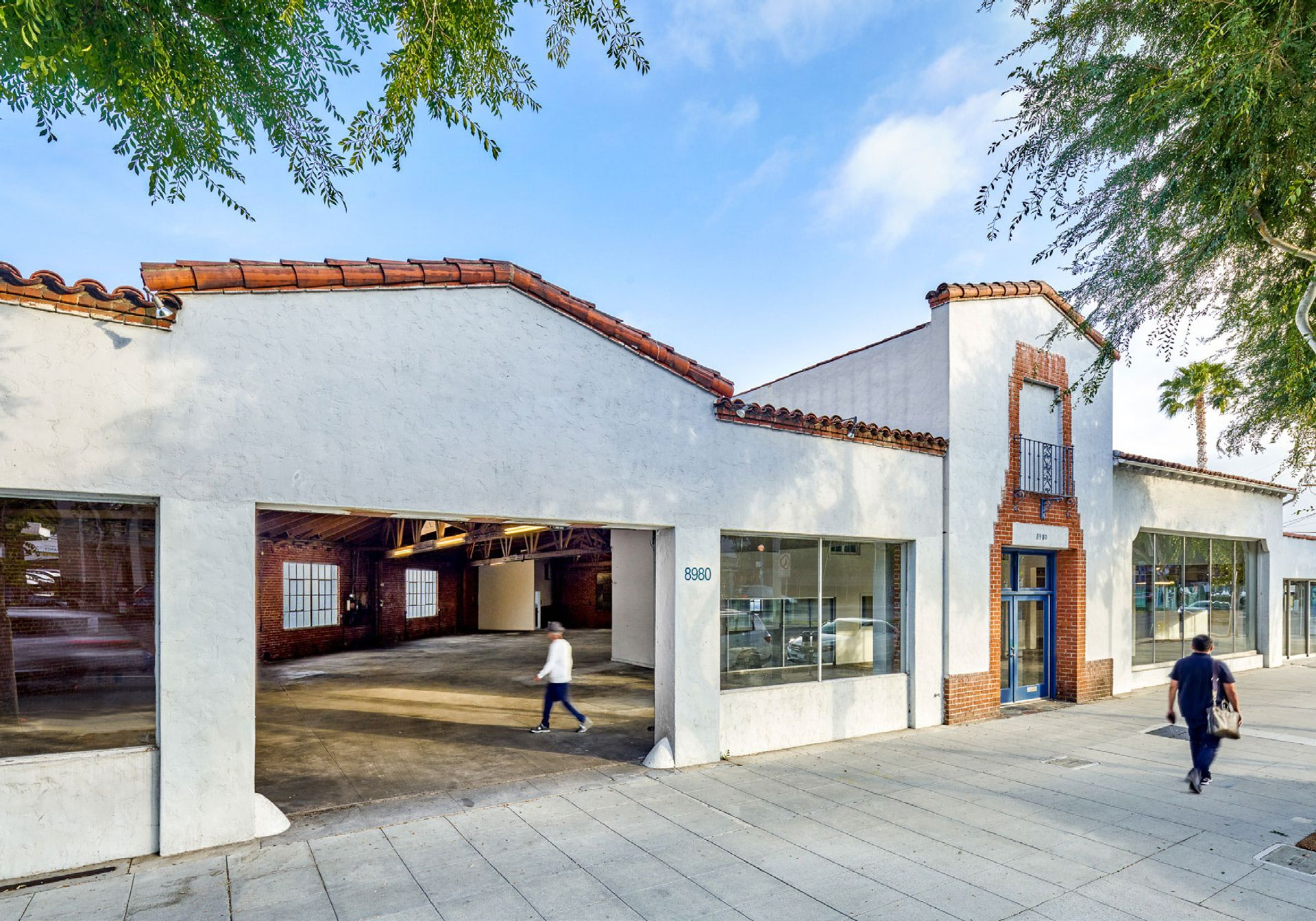 Hauser & Wirth plans to open its West Hollywood space in the autumn of 2022 Photo: Elon Schoenholz/Hauser & Wirth