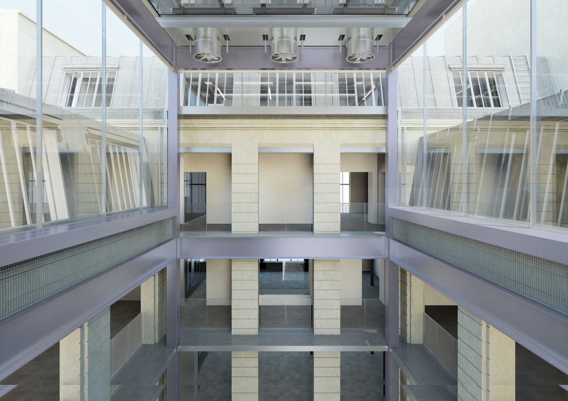 OMA / Fondation d'Entreprise Galeries Lafayette