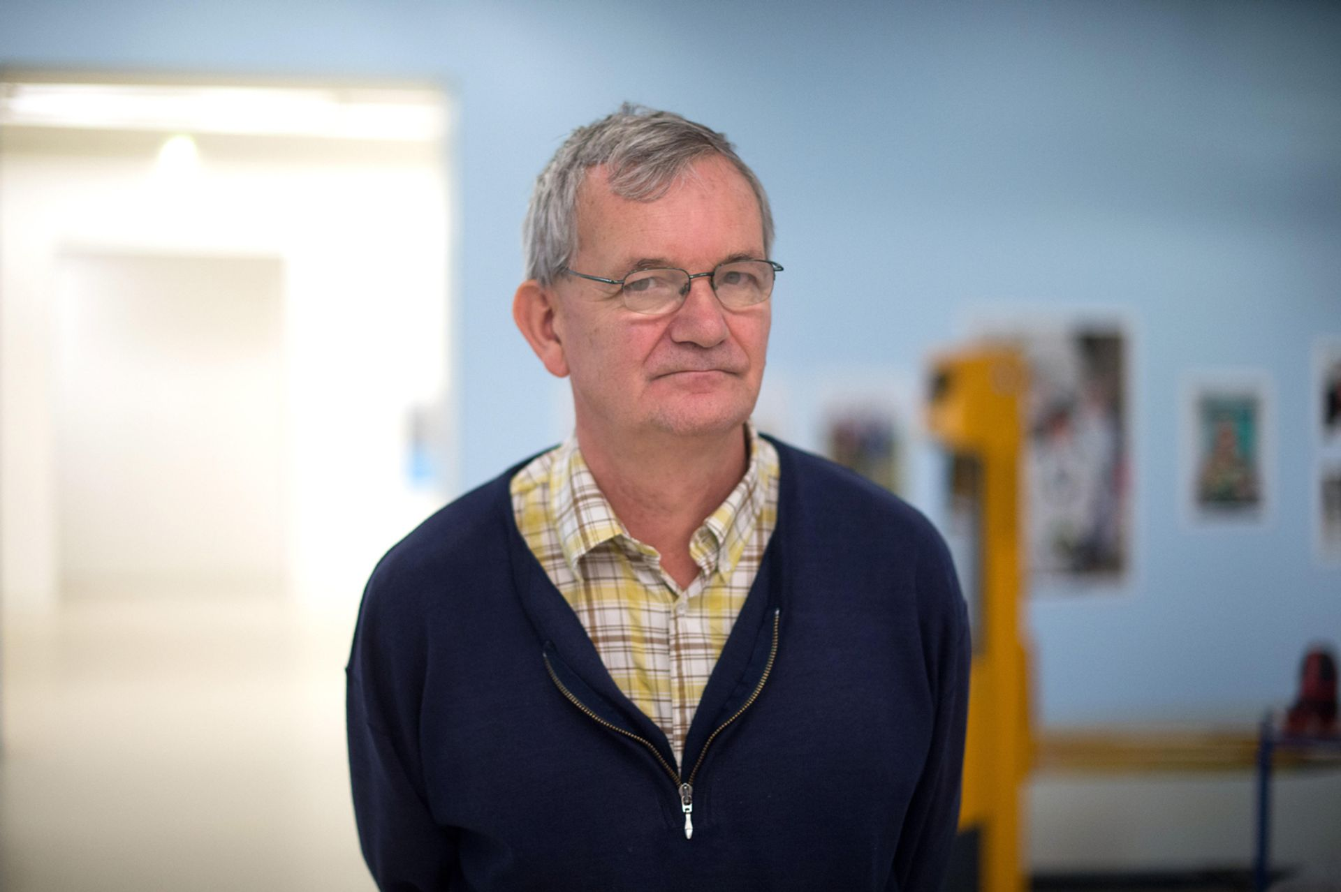 The prominent UK photographer Martin Parr is at the centre of an anti-racism campaign launched by a 20-year-old student ©dpa picture alliance / Alamy Stock Photo