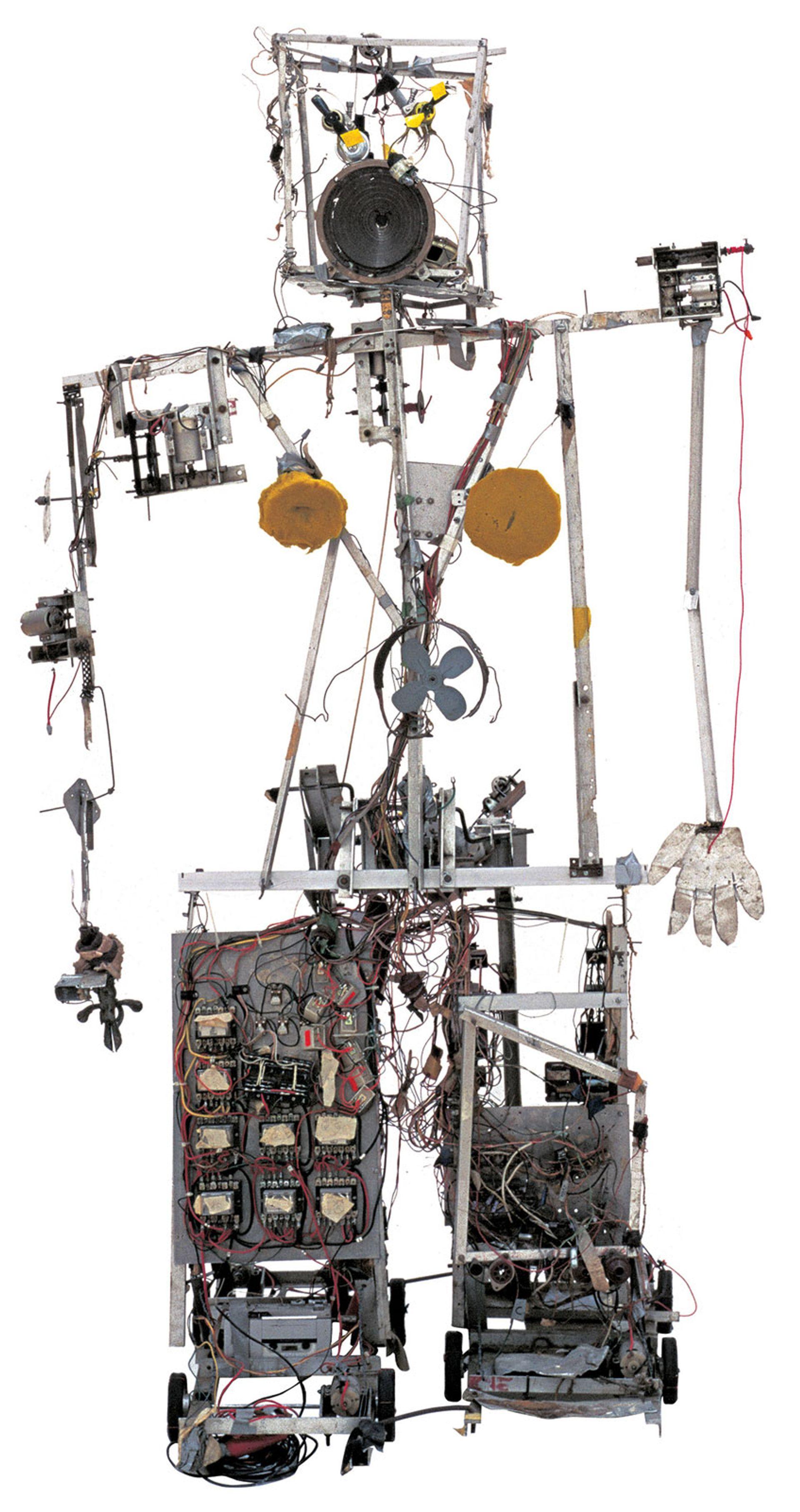 Nam June Paik's Robot K-456 (1964) © Courtesy Friedrich Christian Flick Collection in Hamburger Bahnof