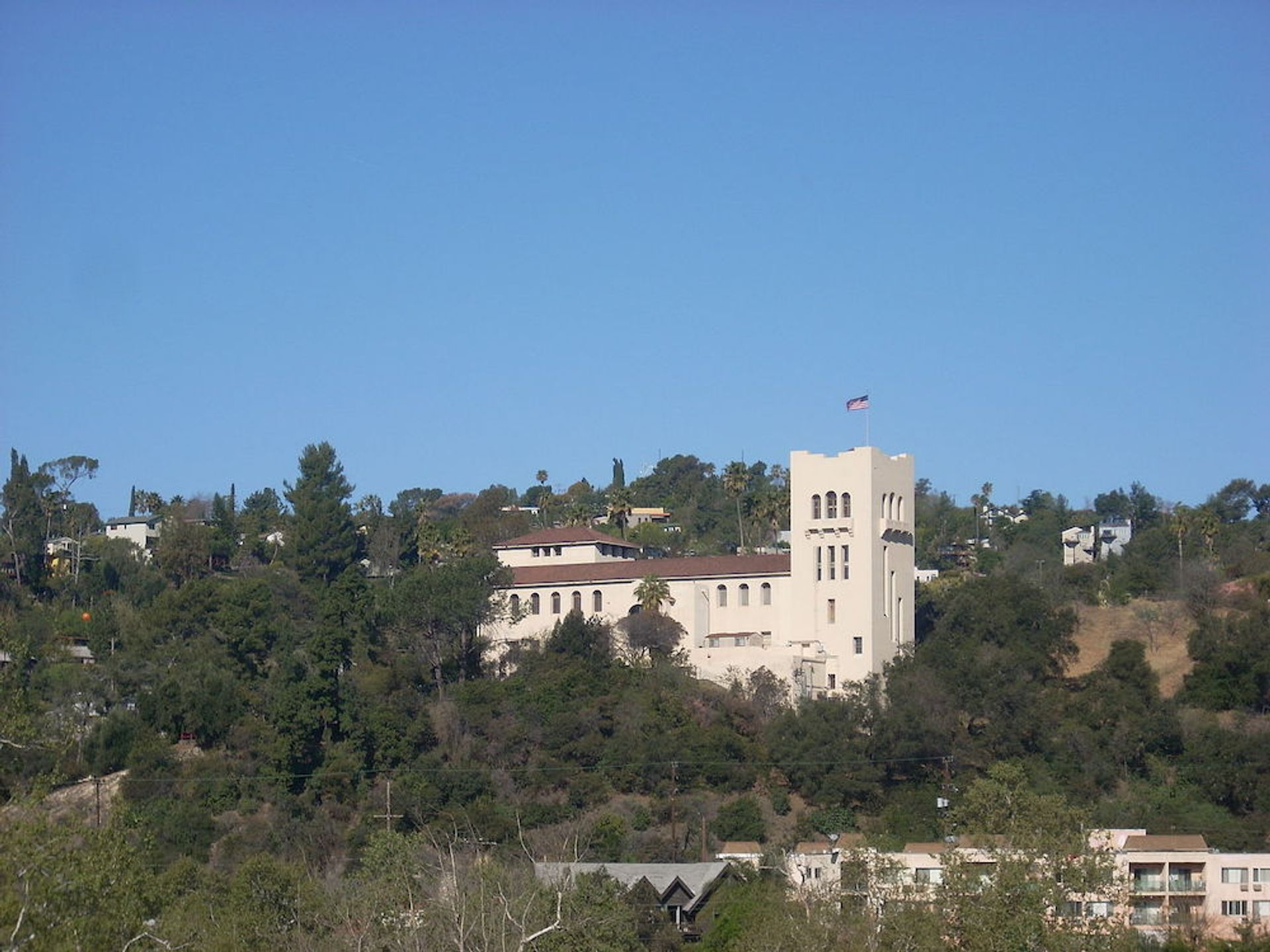 The Southwest Museum of the American Indian Wikimedia Commons