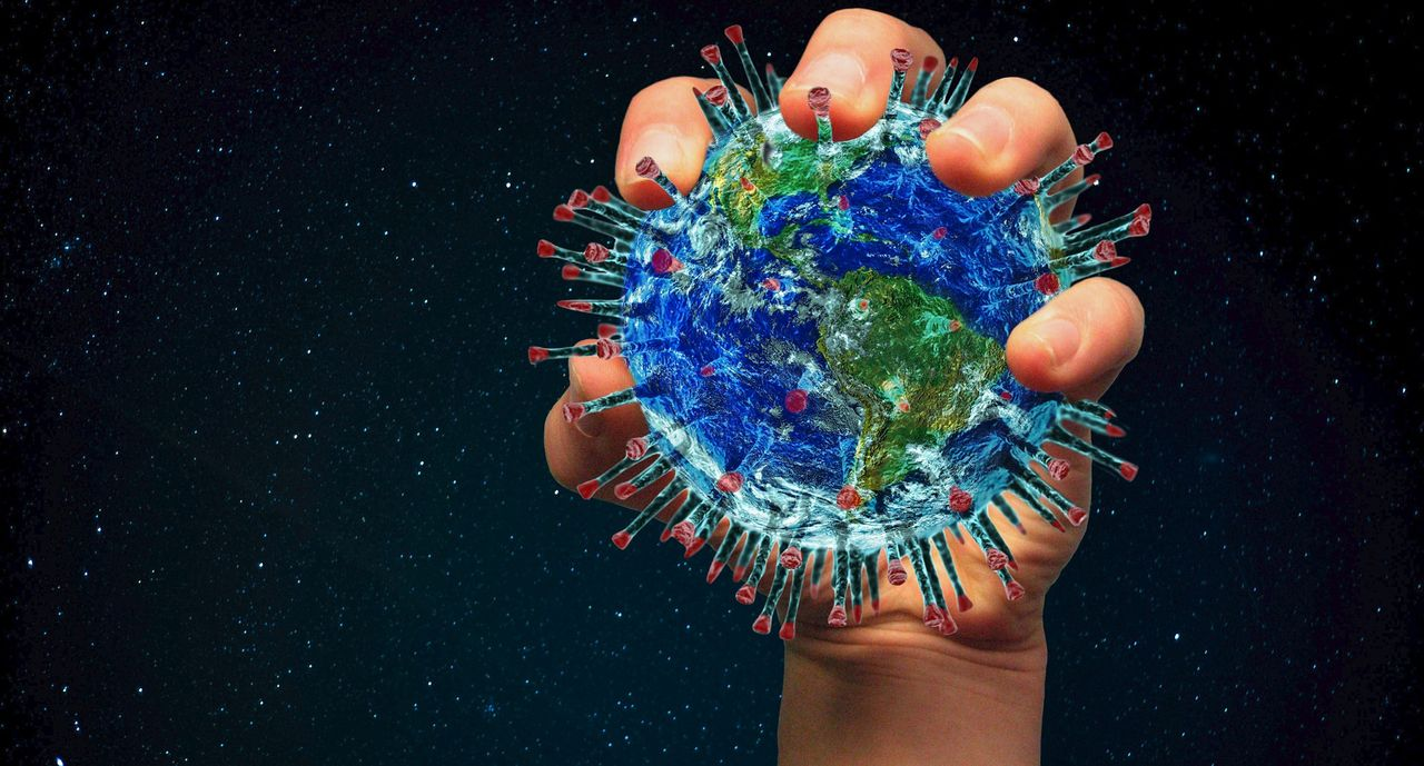 The global art world has been squeezed dramatically during the pandemic Image: Lothar Dieterich/Pixabay