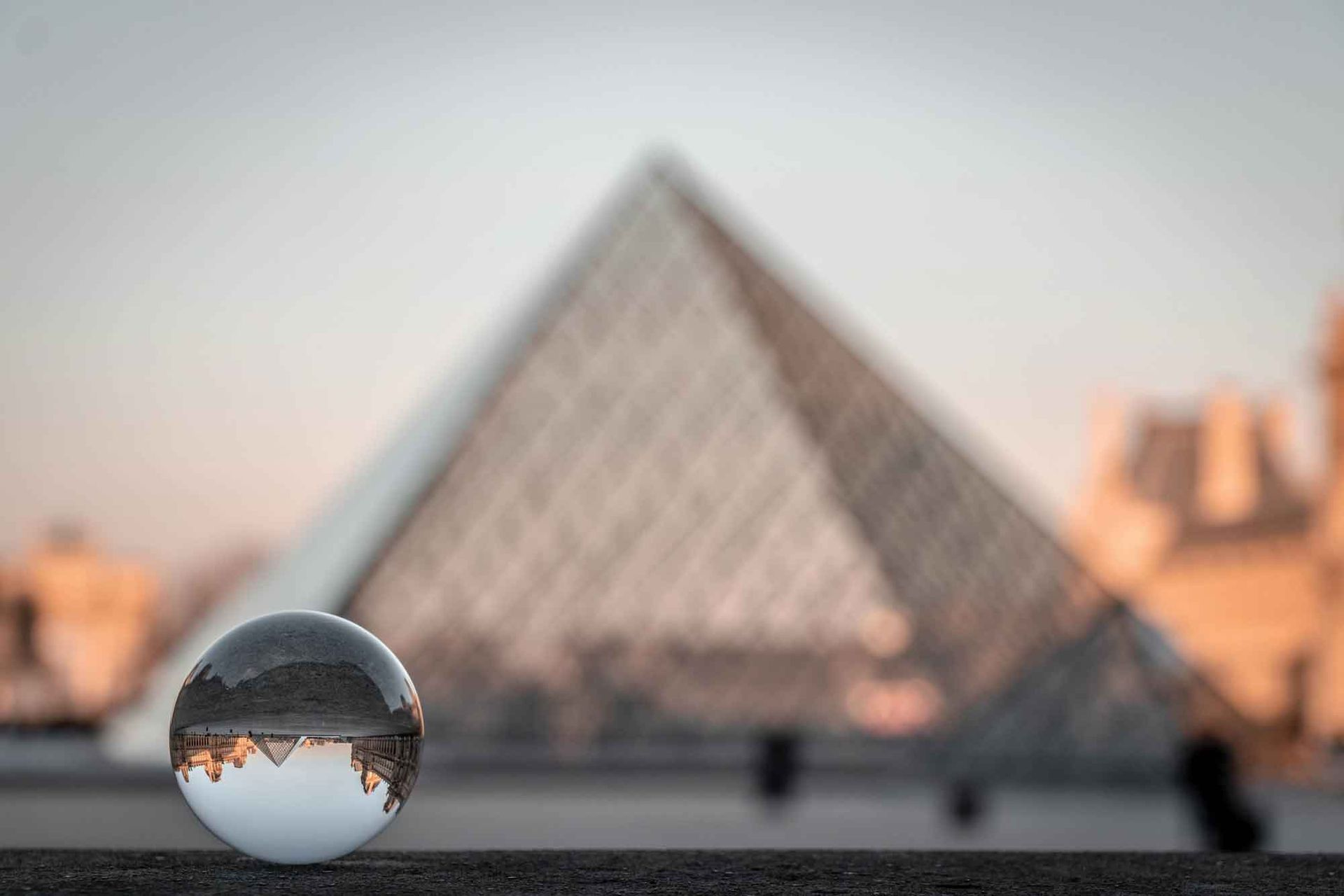 It may take four years for the world's most popular museum to recover its tourist audience, predicts Louvre director Jean-Luc Martinez ©Louis Paulin