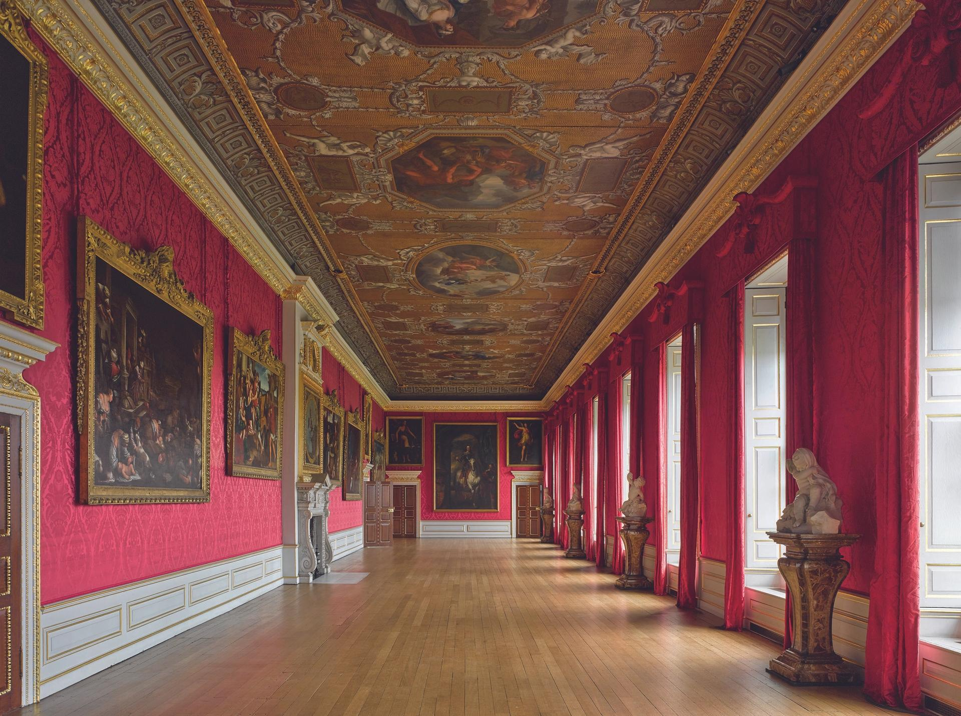 William Kent , The King's Gallery © Historic Royal Palaces