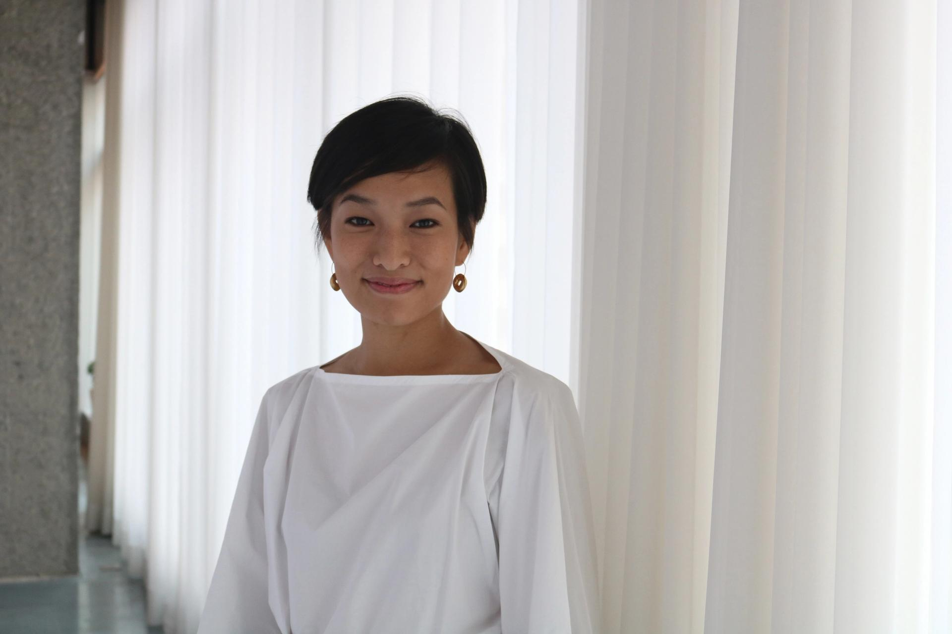 Lorraine Kiang Malingue set up the Edouard Malingue Gallery with her husband in 2010 Malingue: photo courtesy of Edouard Malingue Gallery