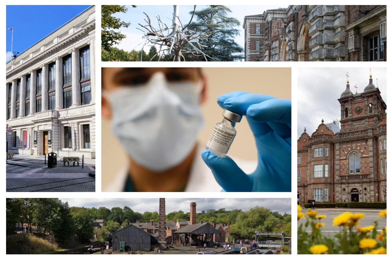 London's Science Museum and Turin's Castello di Rivoli are just some of the museums that will be used as vaccine hubs