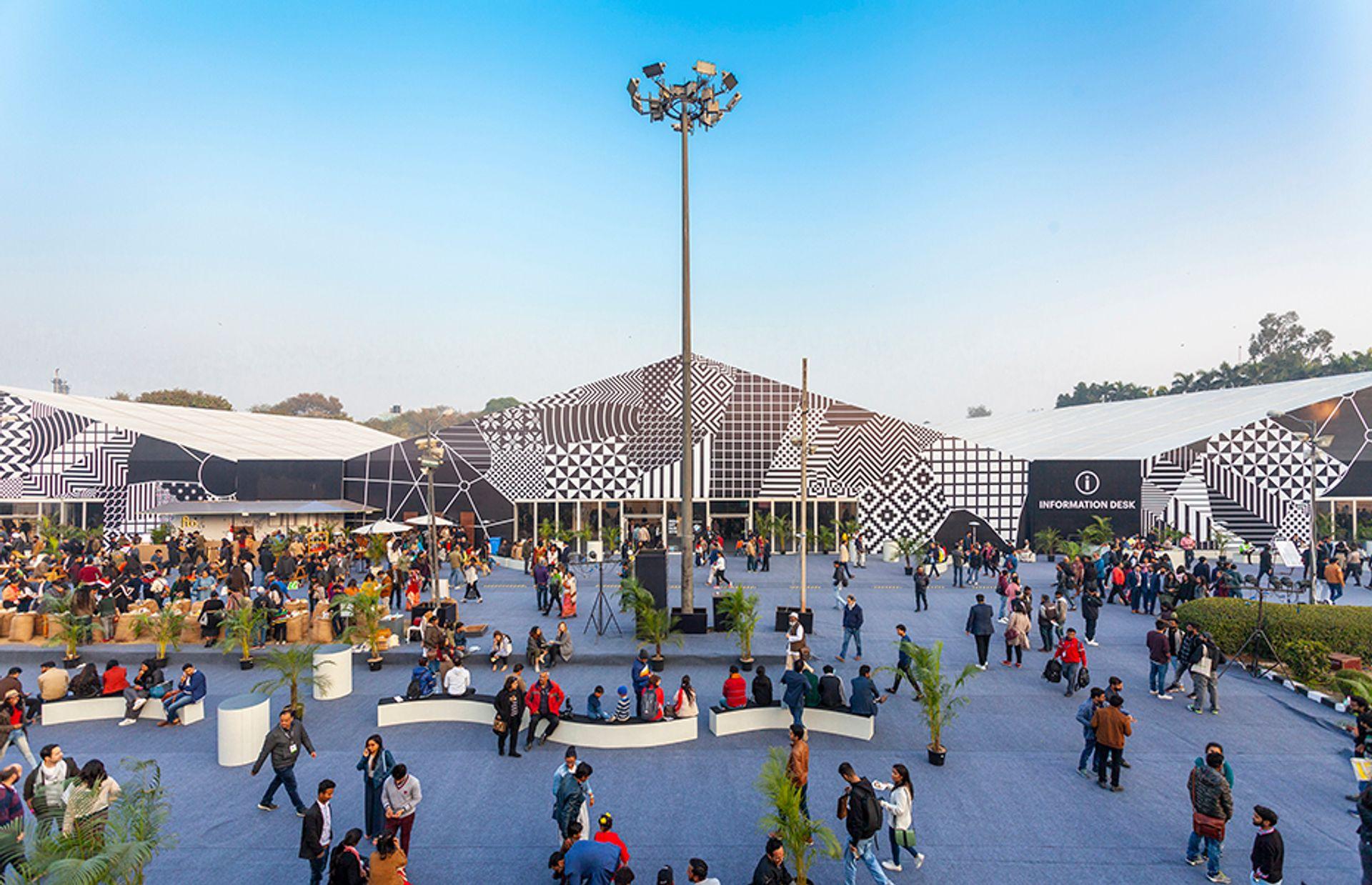 India Art Fair 2019 © Jeetin Sharma