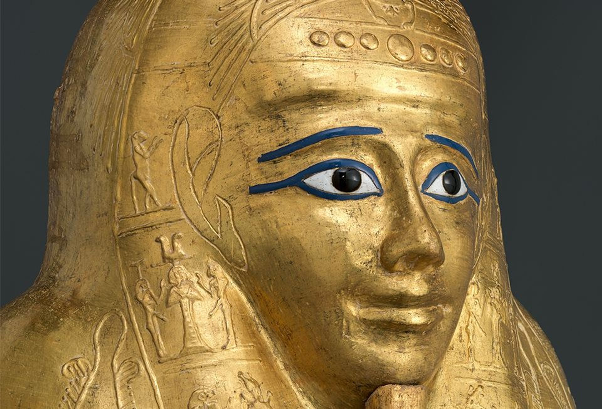 The first-century BC coffin of Nedjemankh Metropolitan Museum of Art
