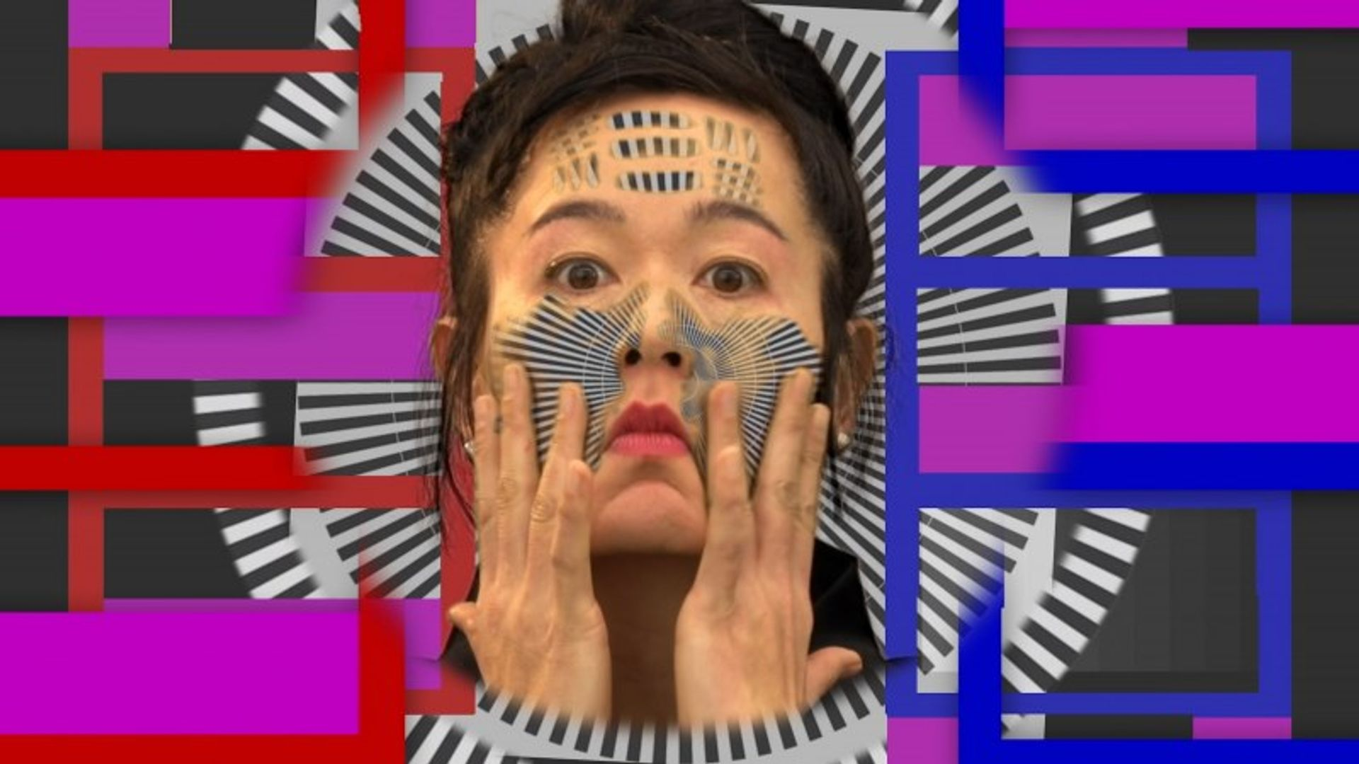 Hito Steyerl, How Not to Be Seen: A Fucking Didactic Educational .MOV File, 2013 (still) Courtesy of the Artist, Andrew Kreps Gallery (New York) and Esther Schipper Gallery (Berlin)