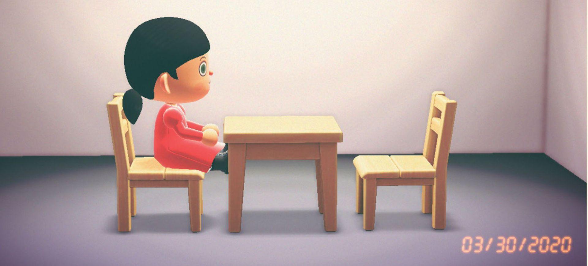 A still from Animal Crossing by Shing Yin Khor A still from Animal Crossing by Shing Yin Khor