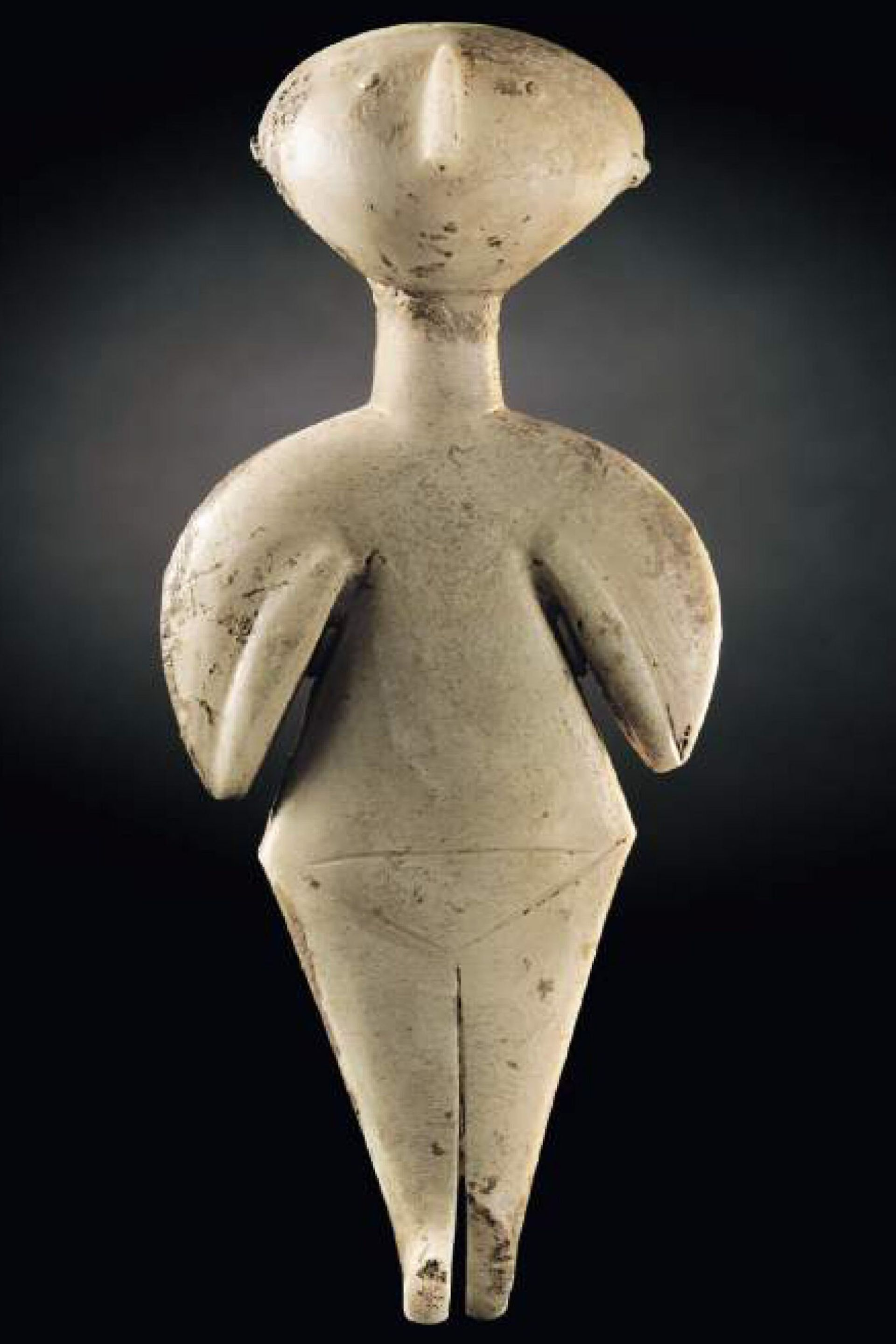 The Guennol Stargazer was created in what is now Turkey's Manisa Province more than 6,000 years ago