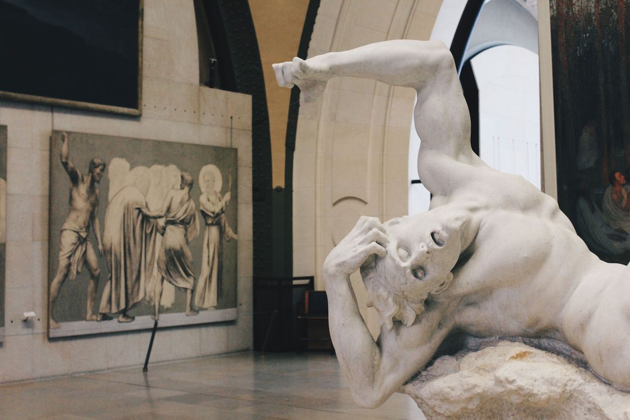 The Palais de Tokyo and the Musée Guimet are closed today © Anita Grubnyak