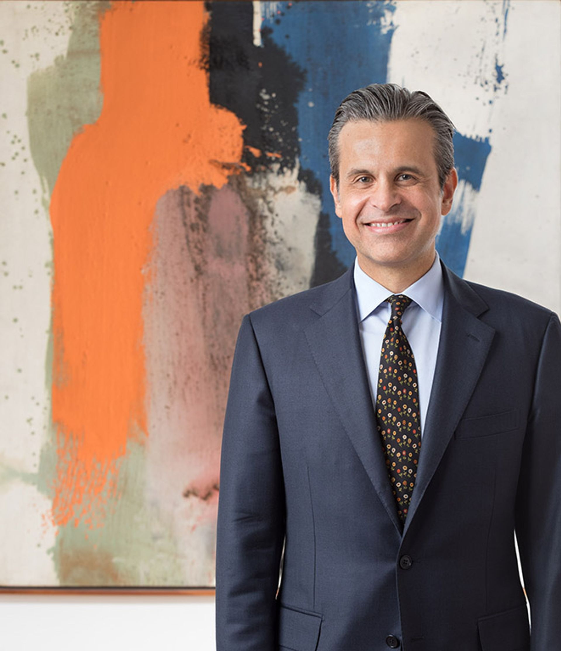Salvador Salort-Pons, the director of the Detroit Institute of Arts © 2020 Detroit Institute of Arts