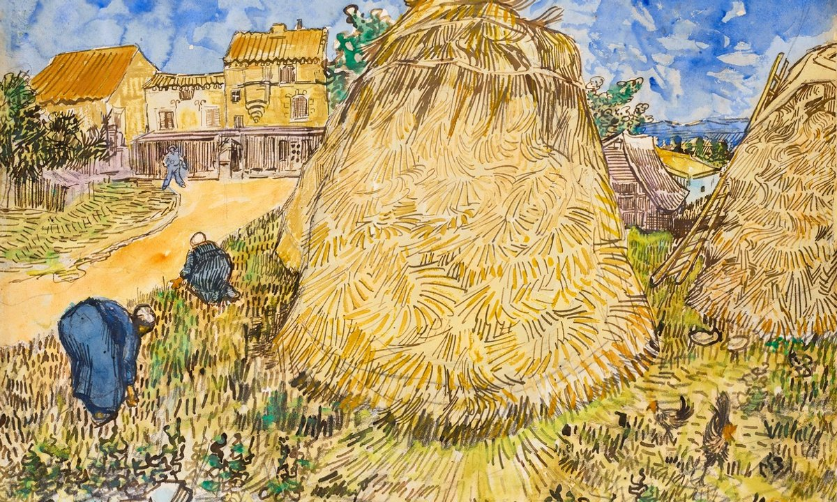 Stunning $30m Van Gogh watercolour resurfaces at Christie's New York following complex behind-the-scenes deal