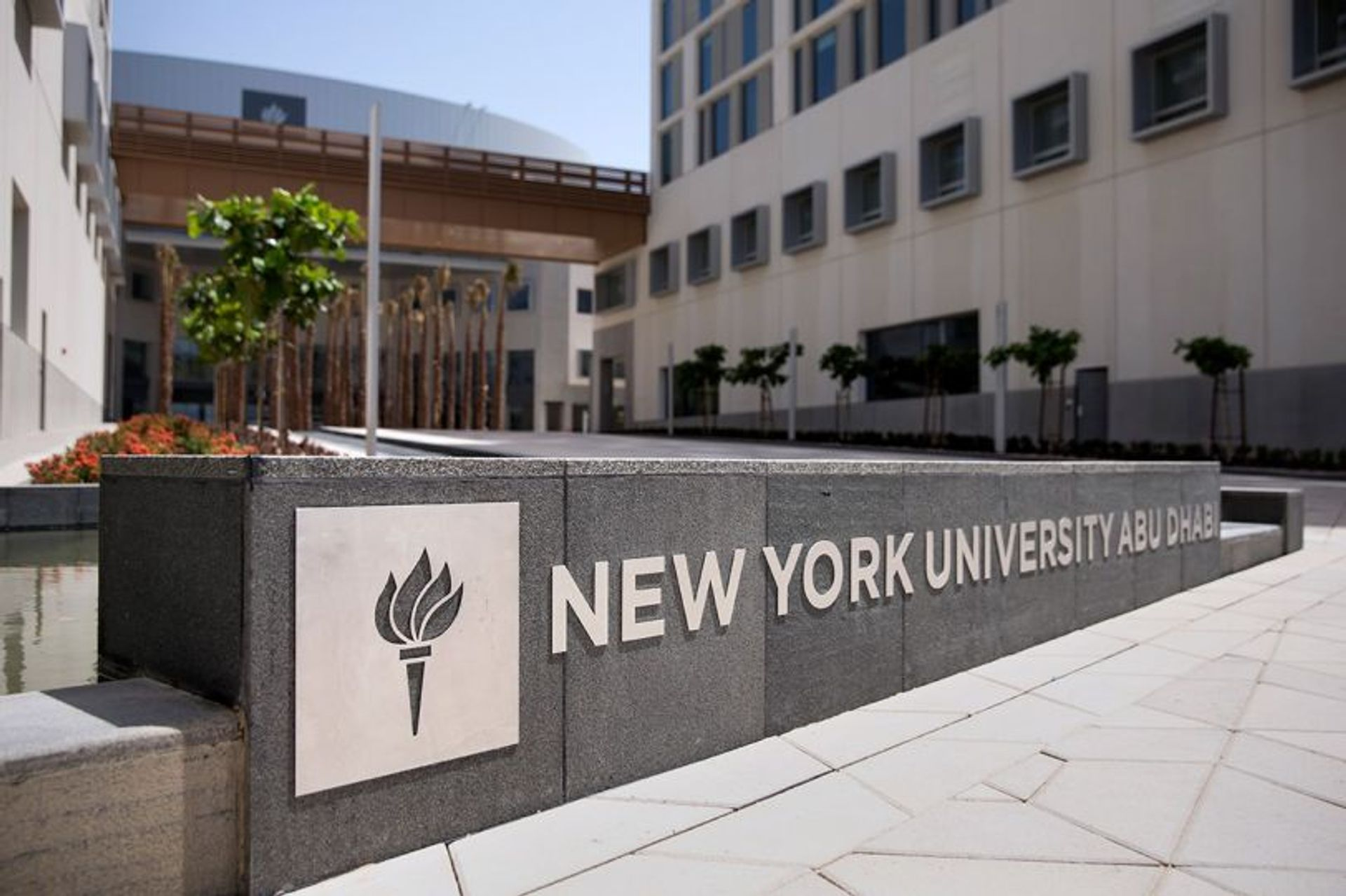 The UAE's first Master of Fine Arts programme will be offered next autumn by New York University Abu Dhabi Courtesy of New York University Abu Dhabi