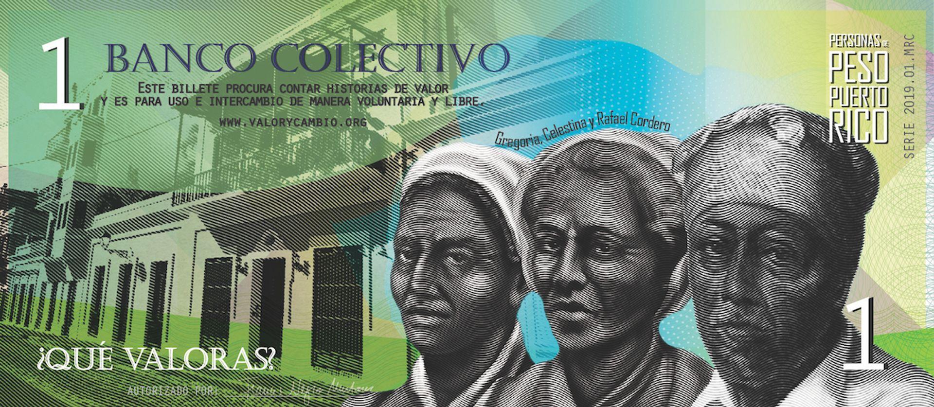 Banco Colectivo Frances Negrón-Muntaner and Sarabel Santos-Negrón