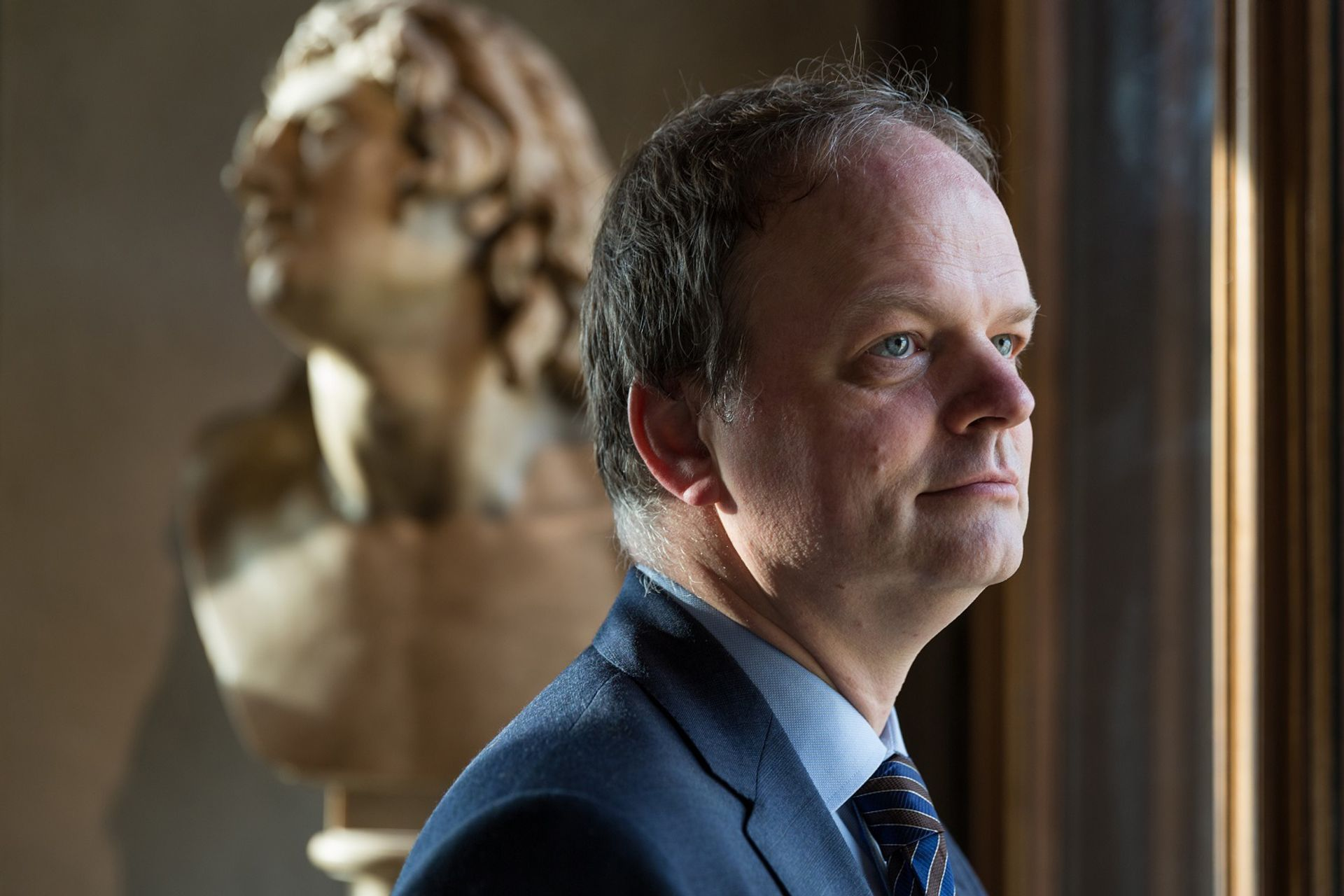 Eike Schmidt was announced in 2017 as the next director of the Kunsthistorisches Museum in Vienna © Alessandro Moggi
