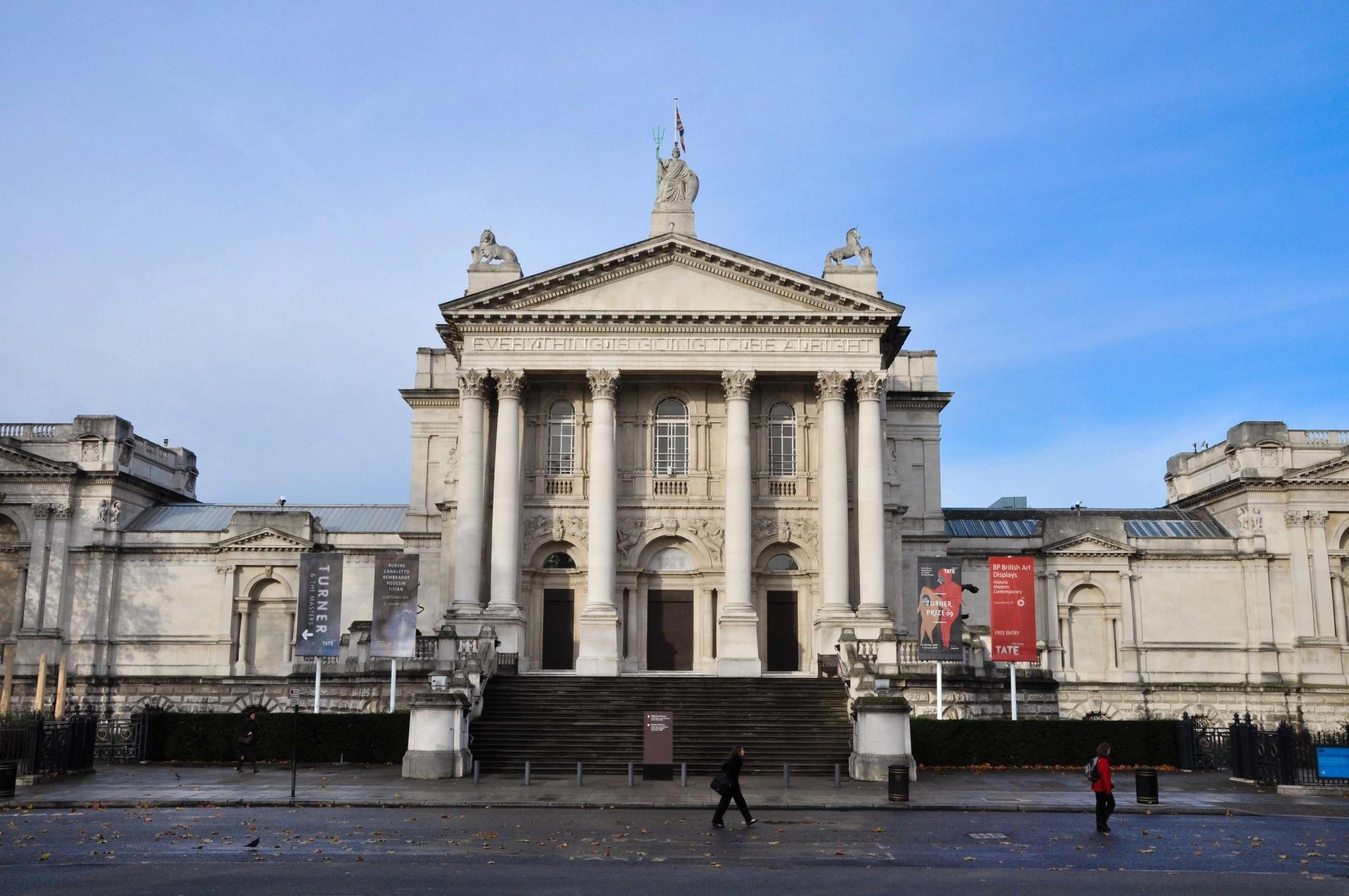 The Turner Prize exhibition was due to return to Tate Britain this autumn Photo: morebyless