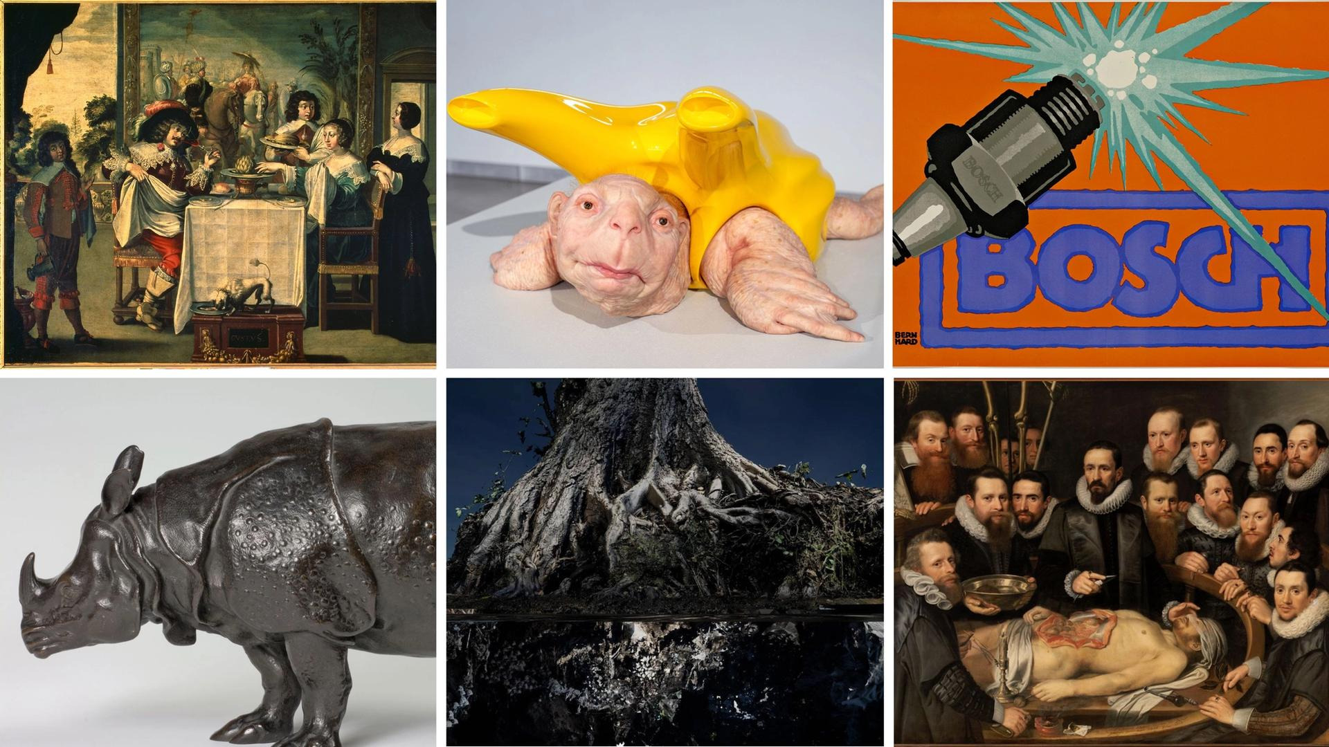 Some of the weird and wonderful exhibitions taking place in 2021