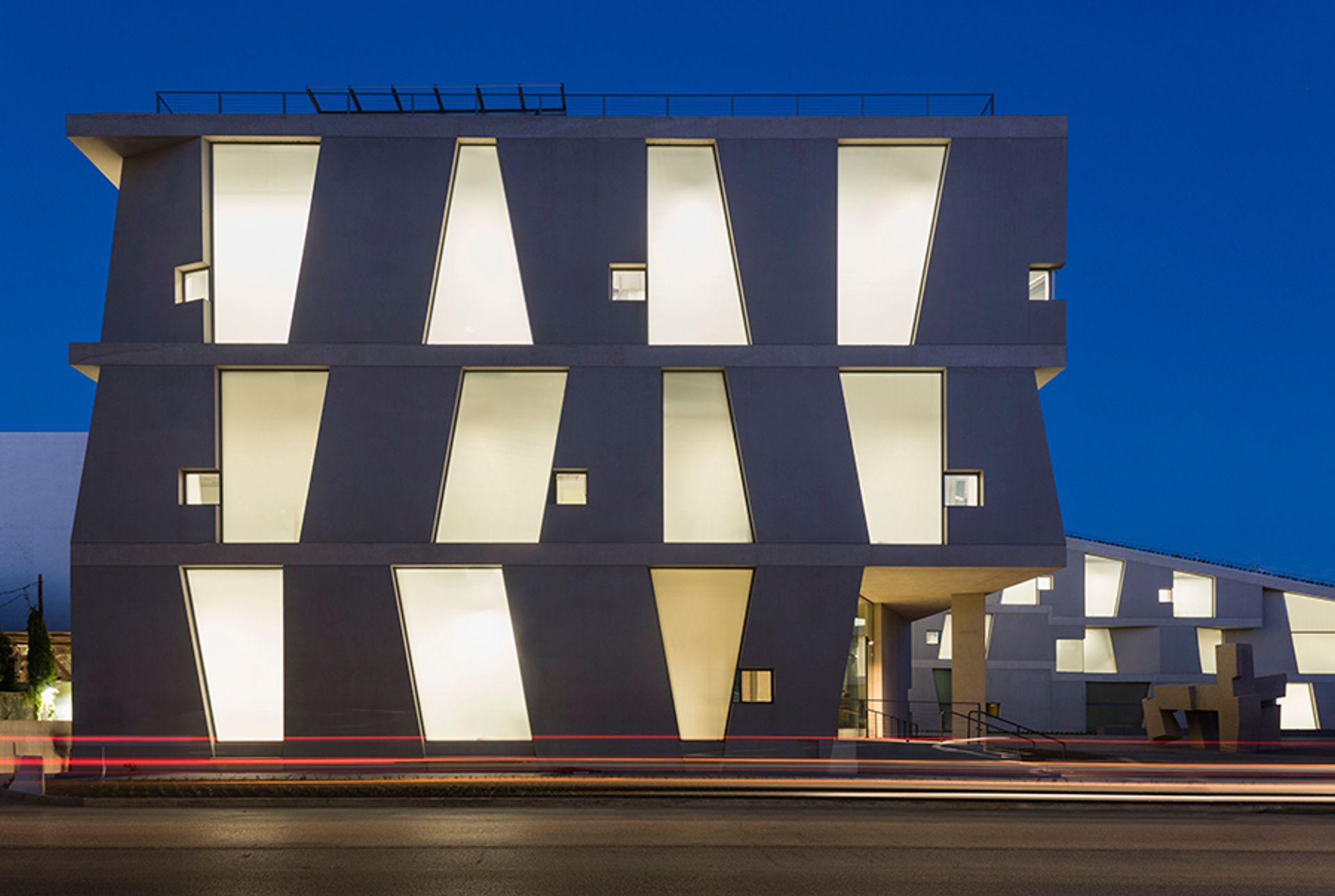 The Glassell School of Art's new building Richard Barnes