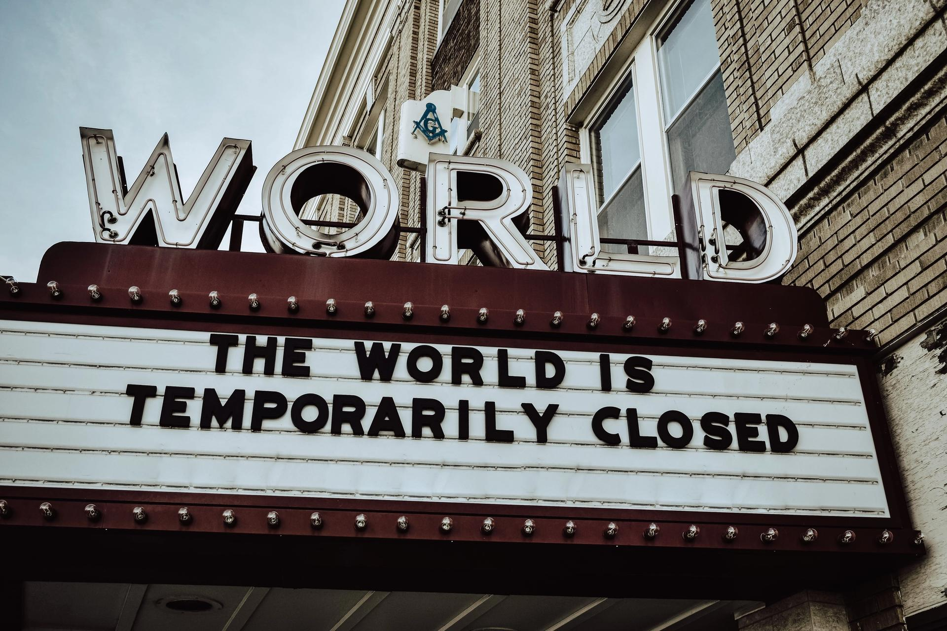 Theatres and performing arts venues across the US have been closed during the coronavirus pandemic, resulting in the lost of thousands of jobs Photo: Edwin Hooper on Unsplash