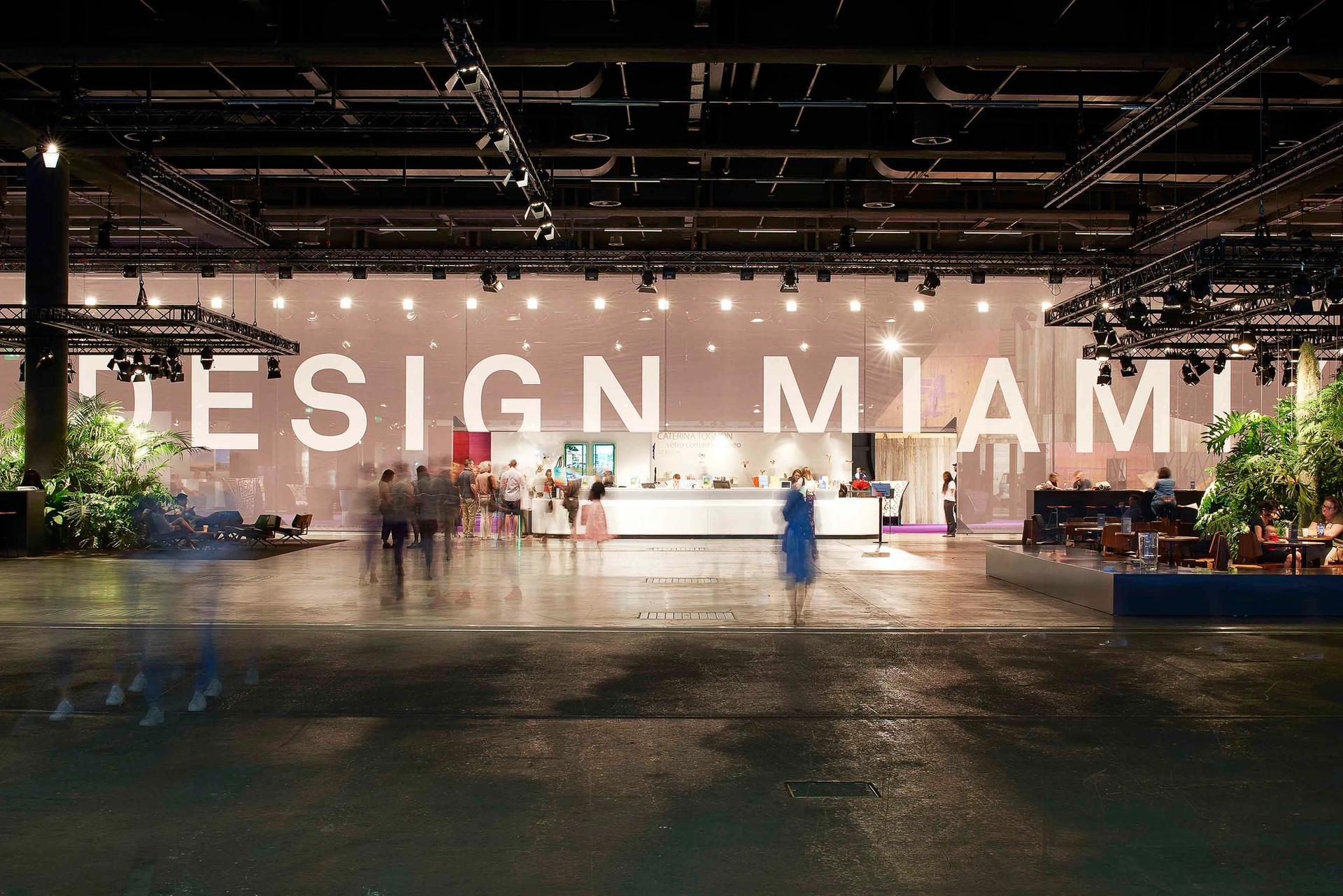 Design Miami/Basel in 2019 Courtesy of Design Miami/Basel