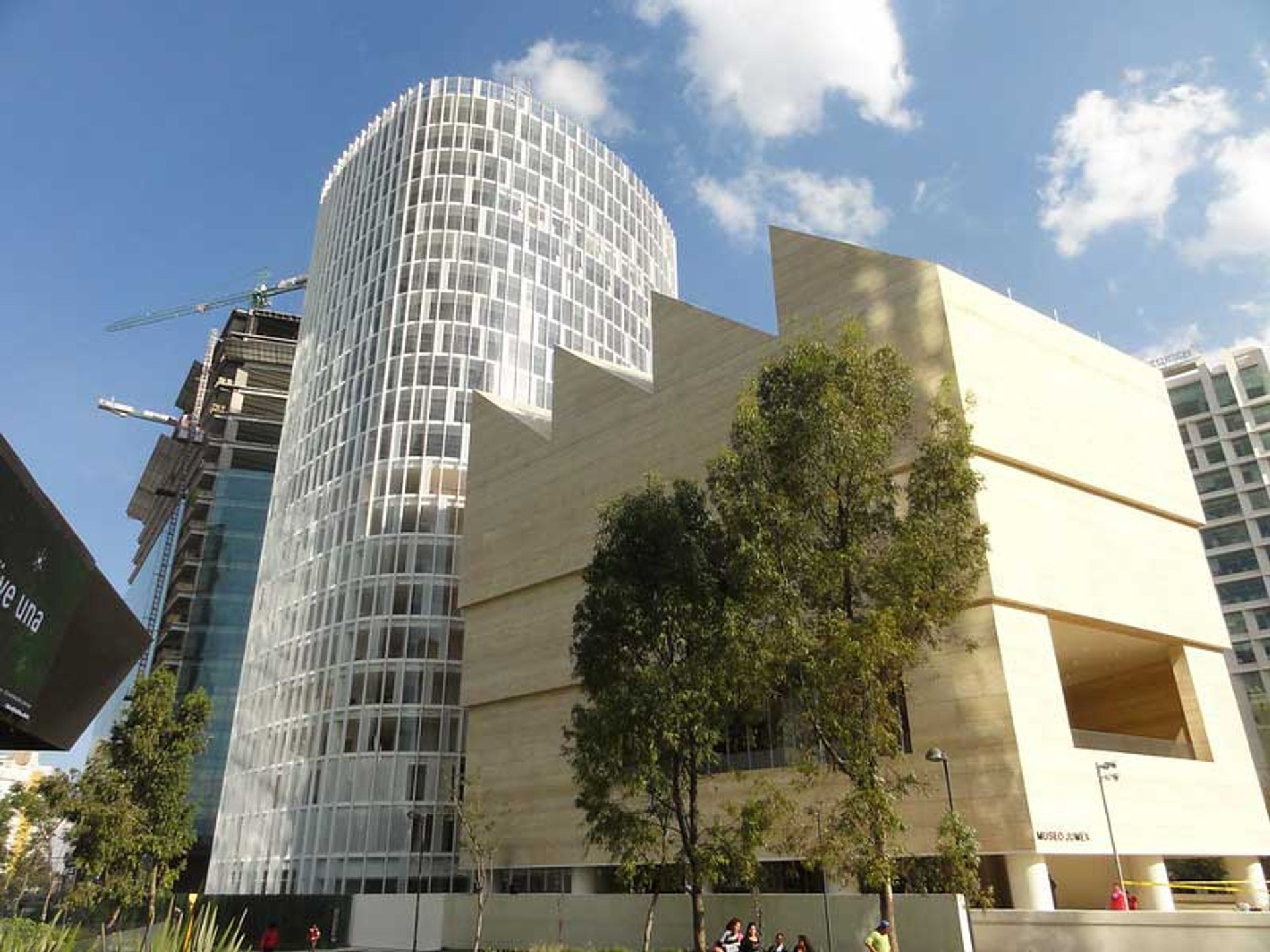 Museo Jumex: Eugenio Lopez Alonso, heir to the Jumex juice fortune,  is among the art collectors to establish their own museums in recent years