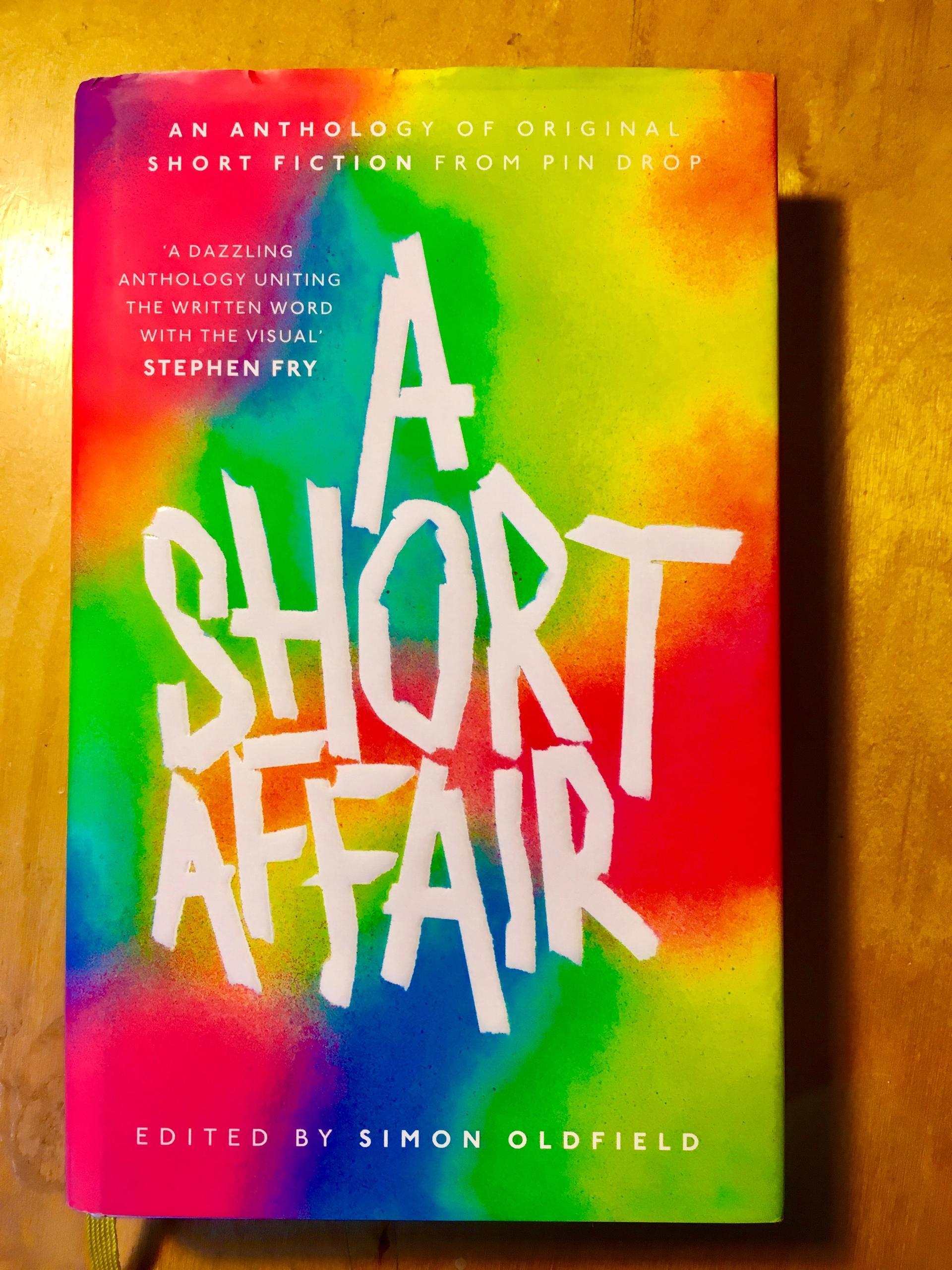 A Short Affair, an anthology of short fiction. © Louisa Buck