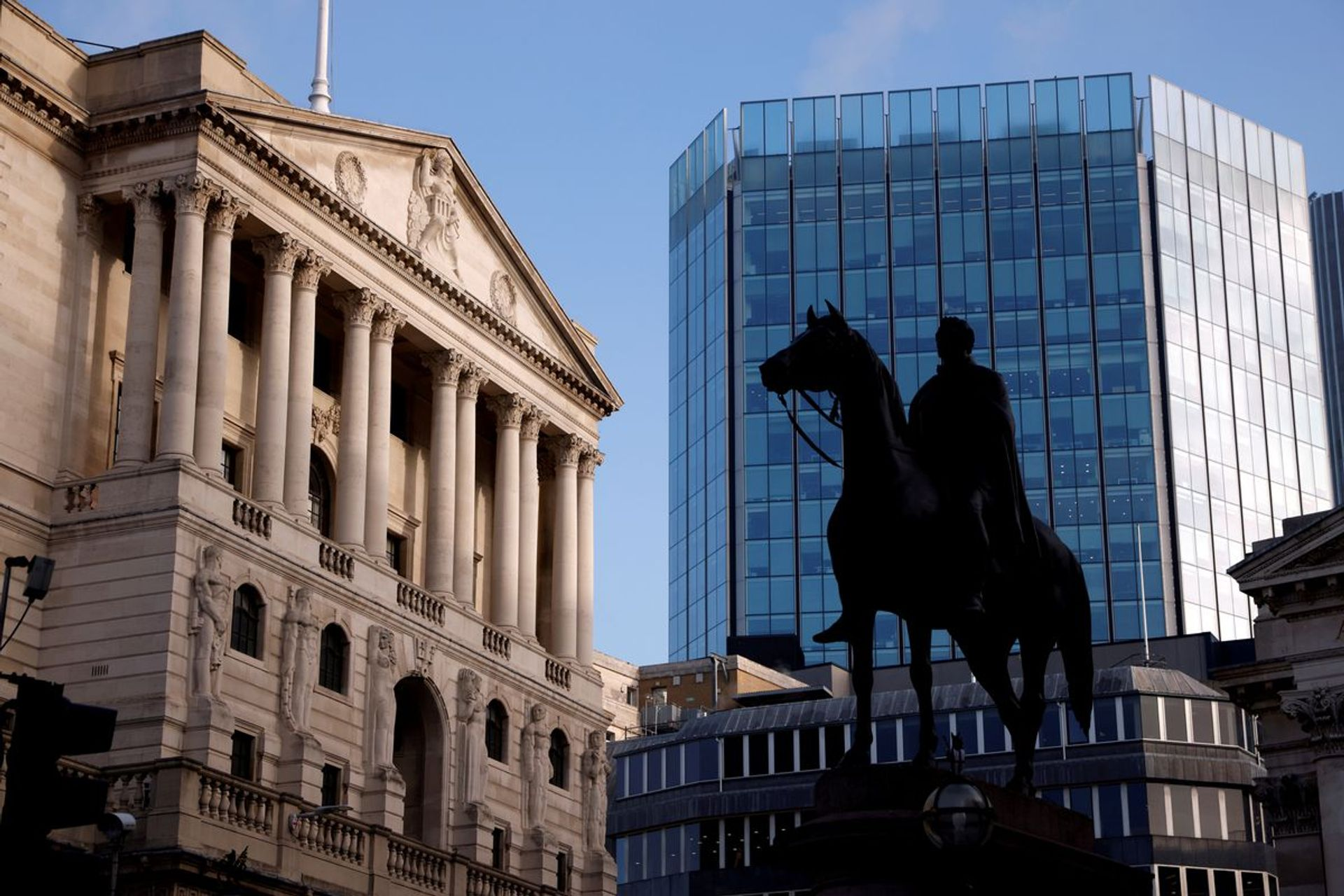 The Bank of England in London has reviewed a number of works in its collection for their connection to slavers Courtesy of Investopedia