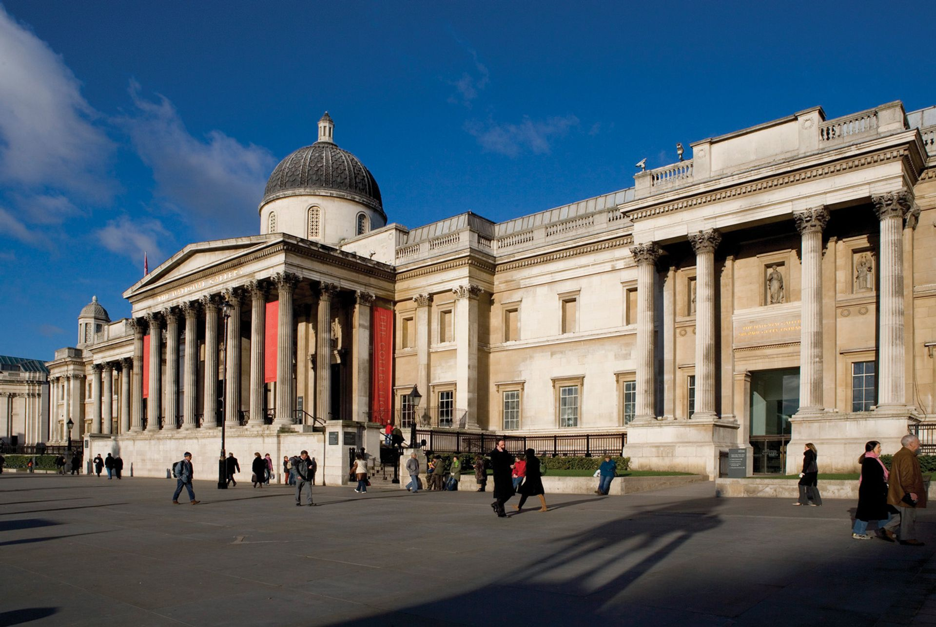 Twenty-seven educators are bringing a legal case against the National Gallery in London National Gallery