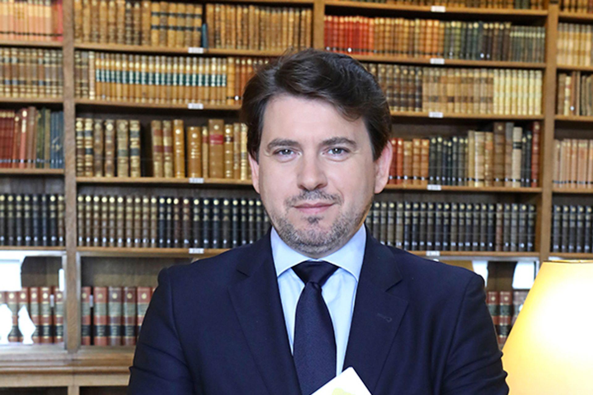 Sylvain Fort Via Public Senate