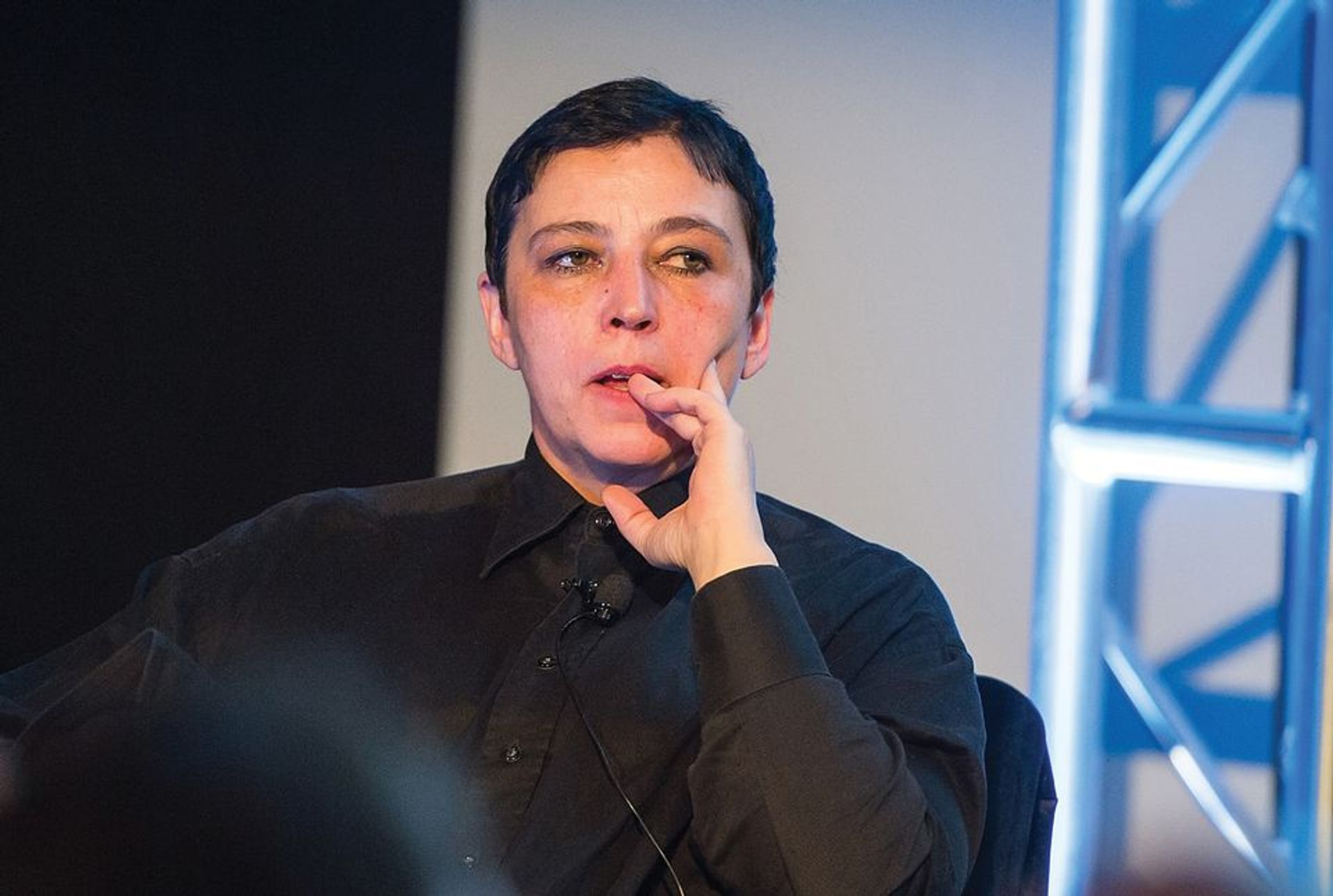 Beatrix Ruf stepped down as director of the Amsterdam museum last October Michael Stewart/Getty Images