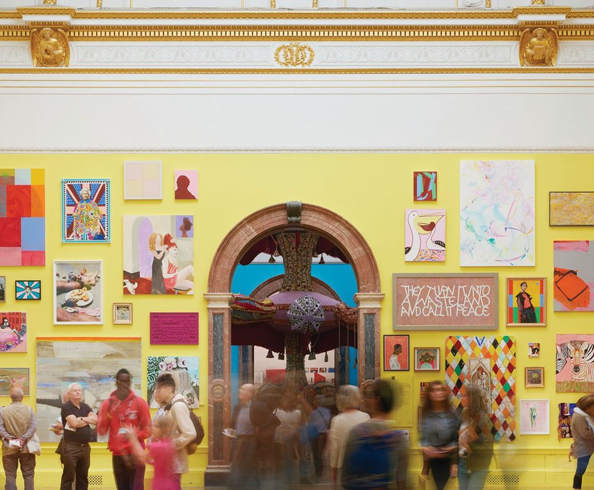 The 250th Summer Exhibition at London's Royal Academy of Arts James Harris