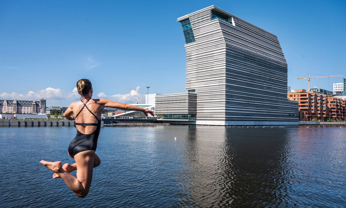 'Forget everything you know about museums—this is different': Oslo's enormous Munch museum is ready to open after a decade of setbacks