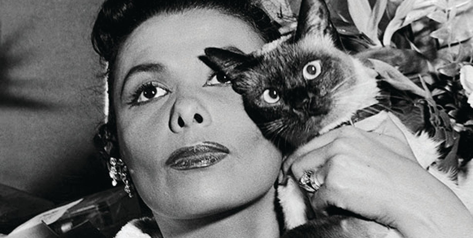Isaac Sutton photographed the singer Lena Horne for Ebony magazine Isaac Sutton/Ebony Collection/Johnson Publishing